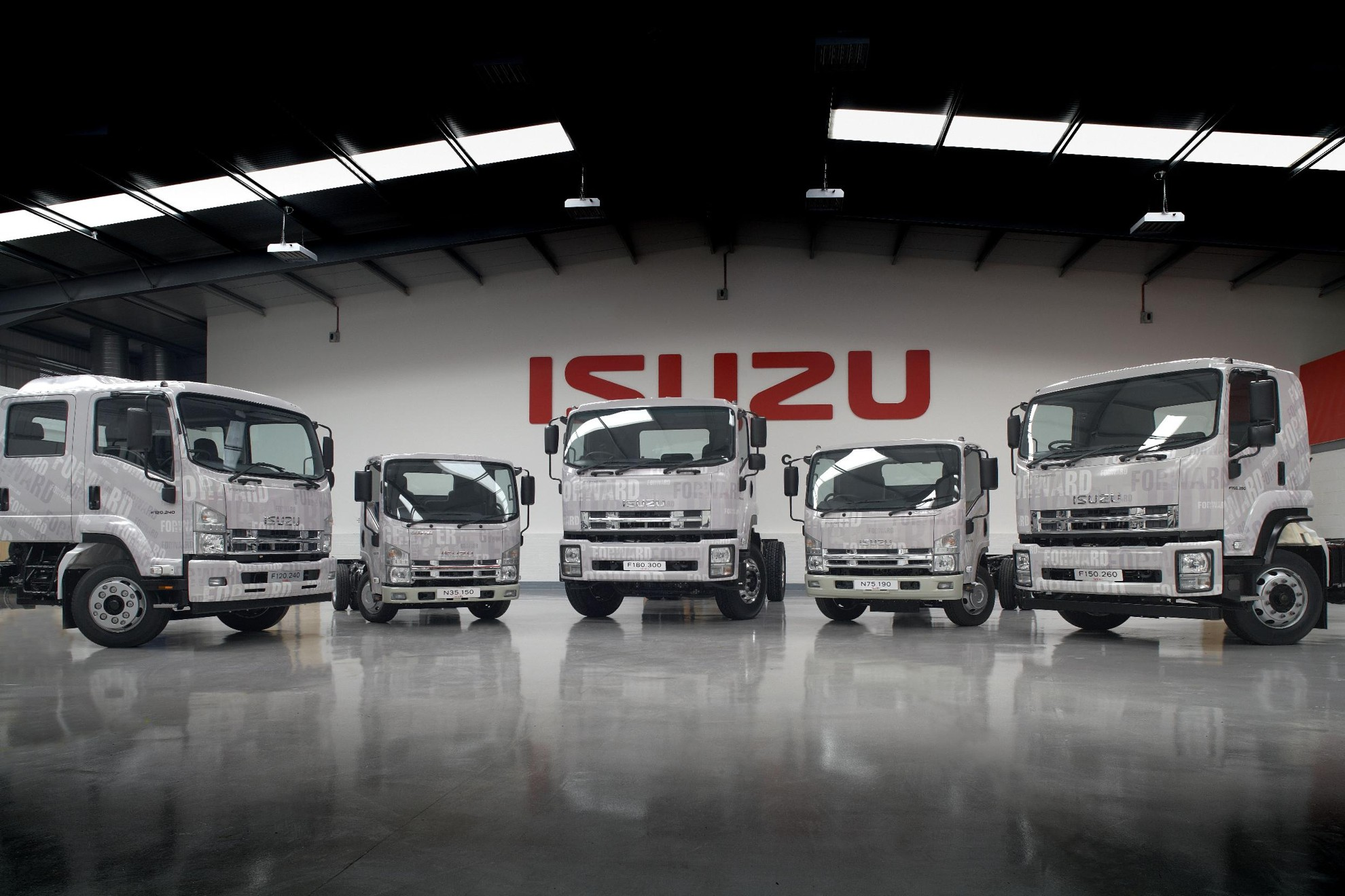 Isuzu Truck South Africa More Proudly Isuzu Than Ever