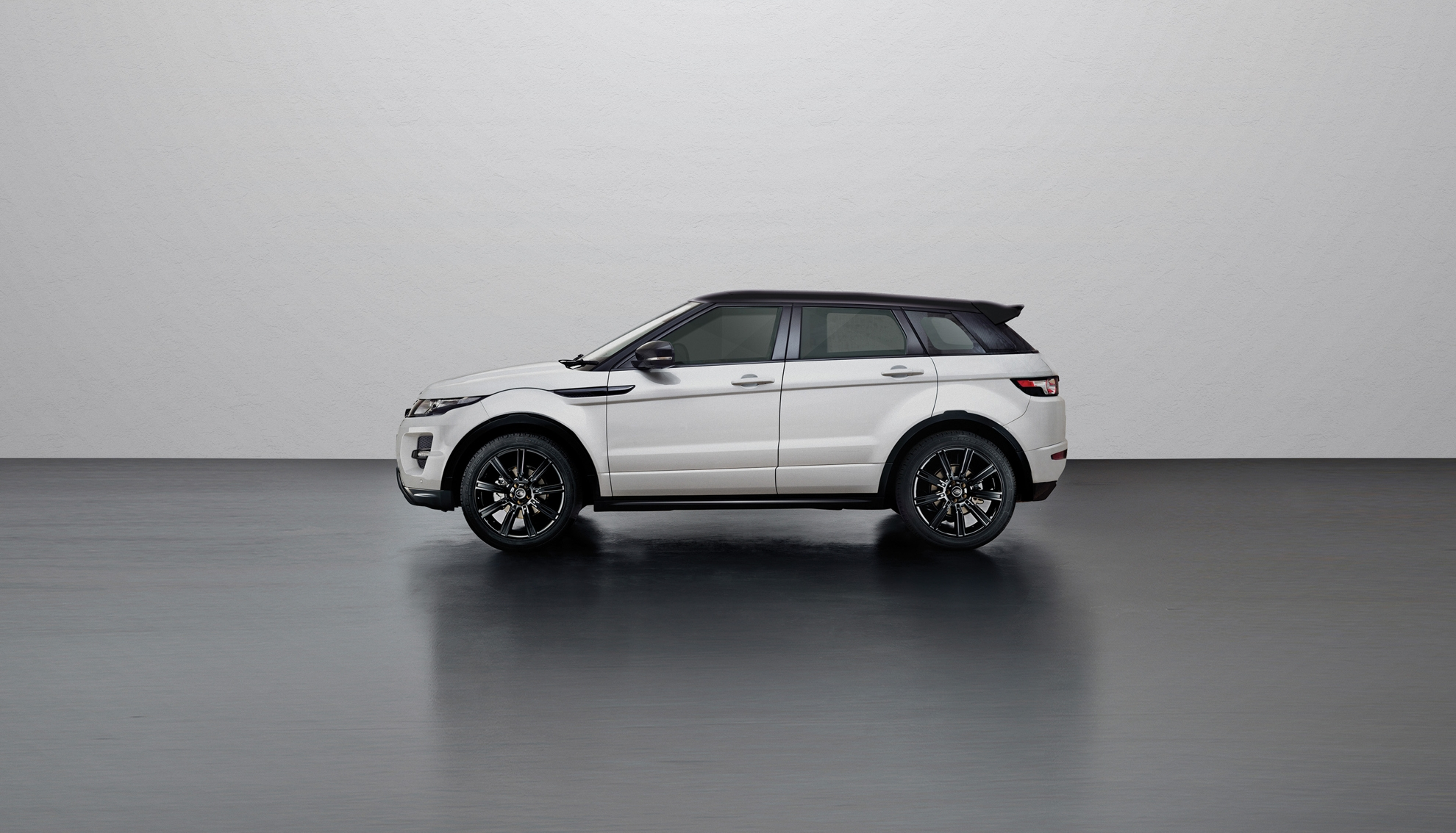 Range Rover Evoque Black_Edition