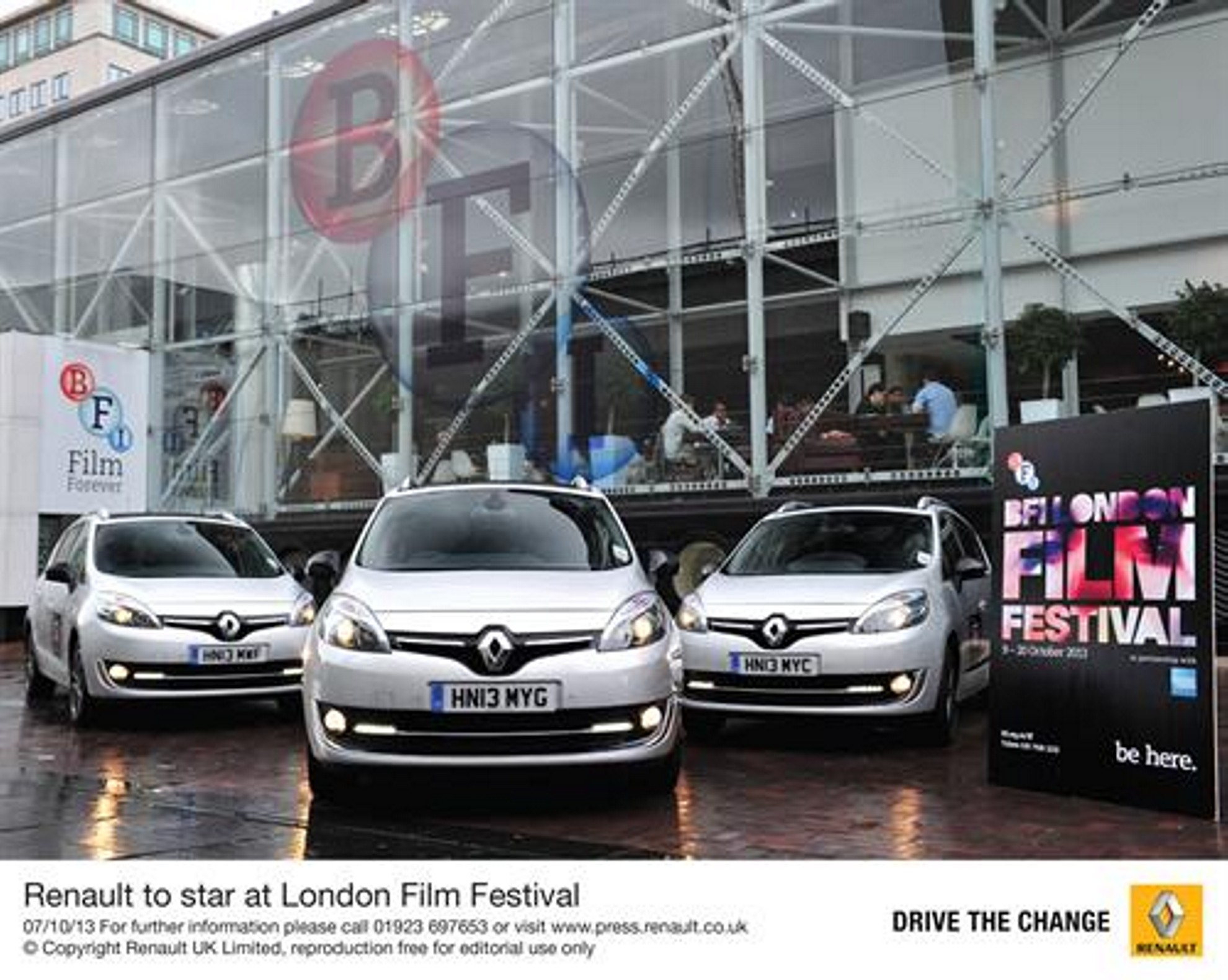 Renault - London Film Festival