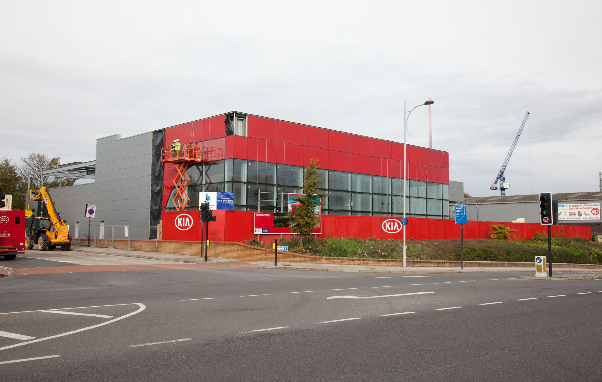 Beadles KIA Dealership