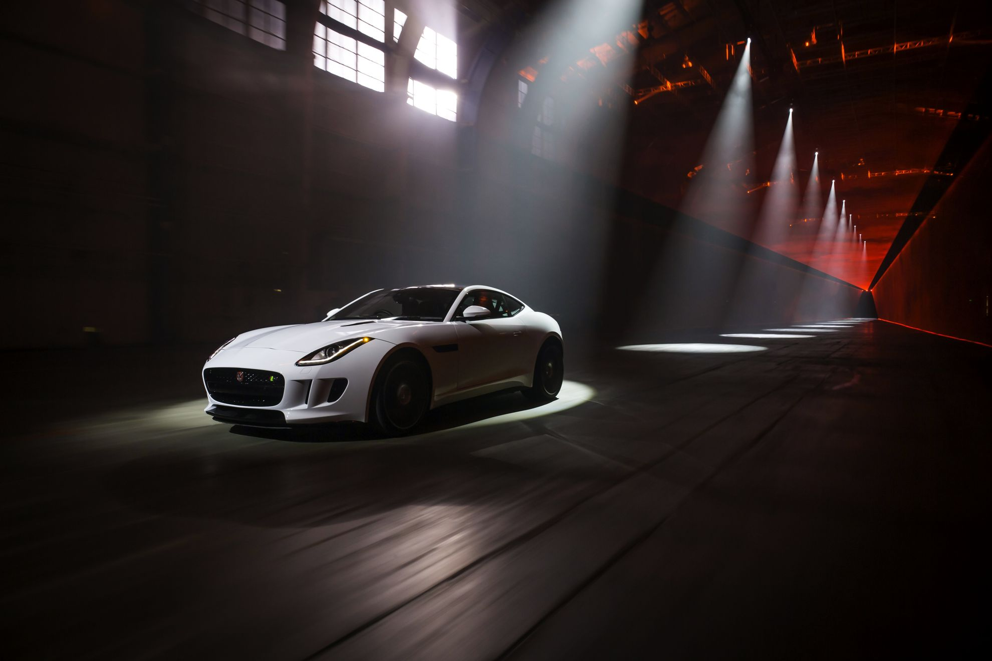 Los Angeles Motor Show Jaguar
