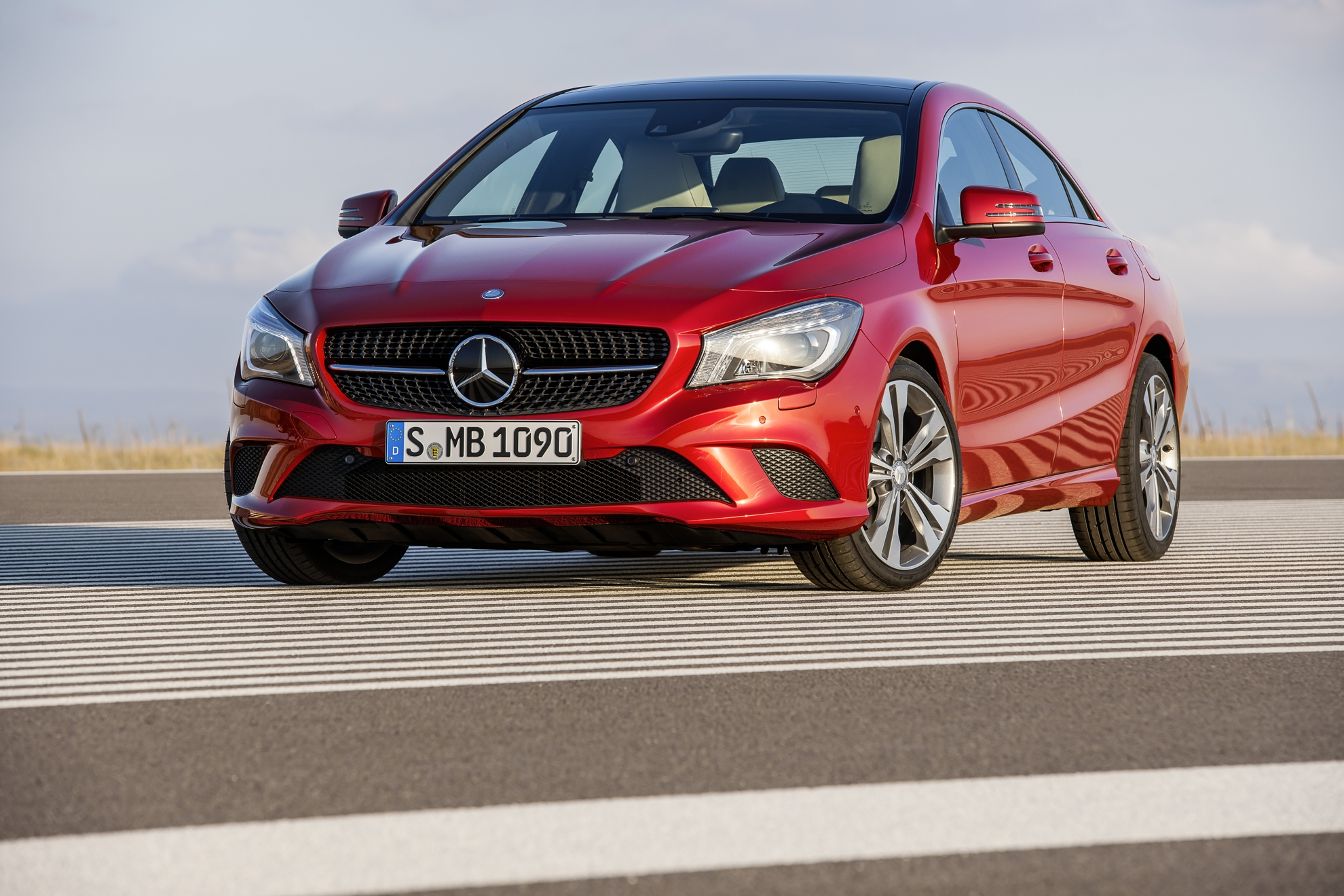 Mercedes-Benz CLA Safety