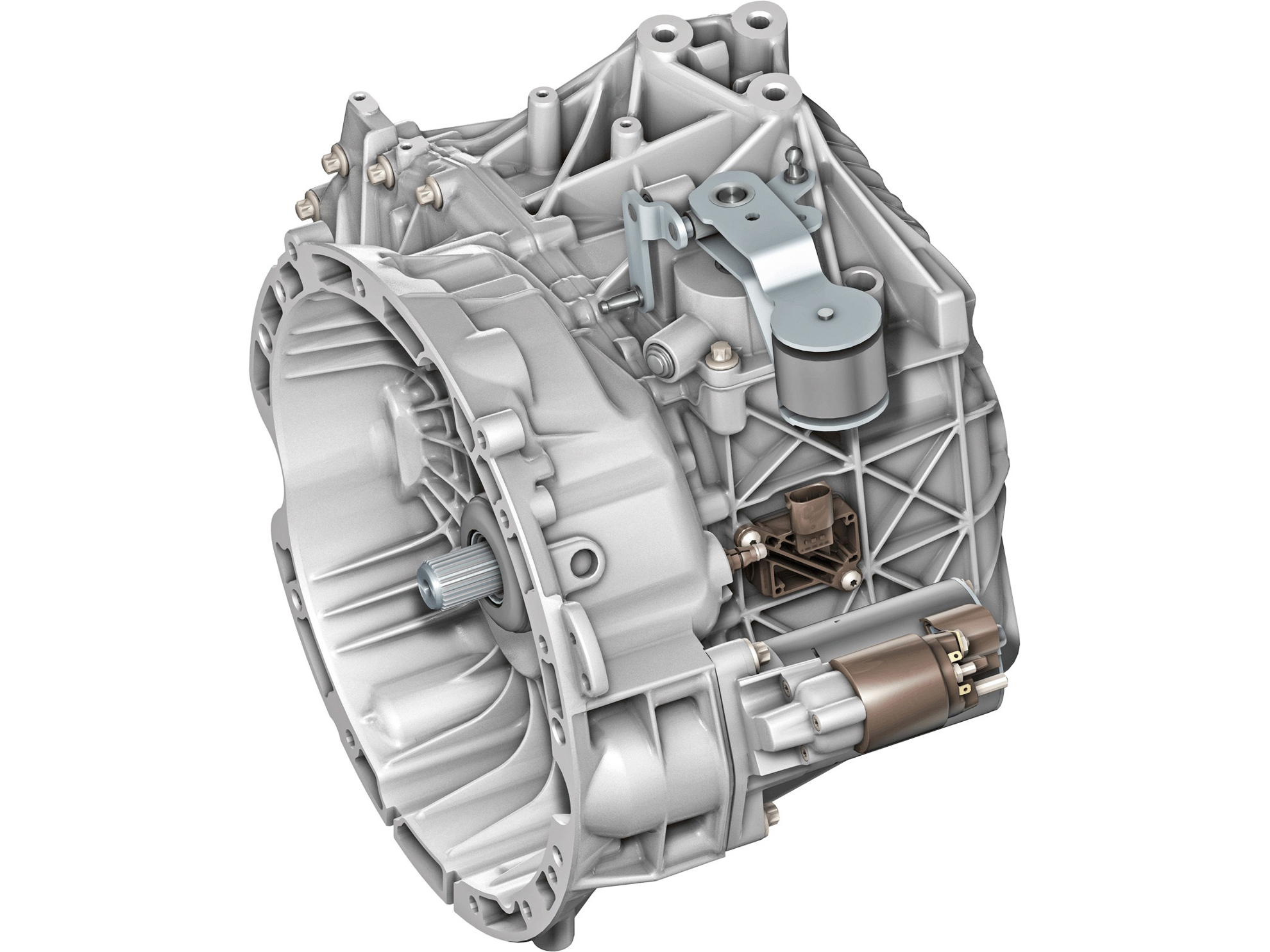 Mercedes Benz CLA Transmission