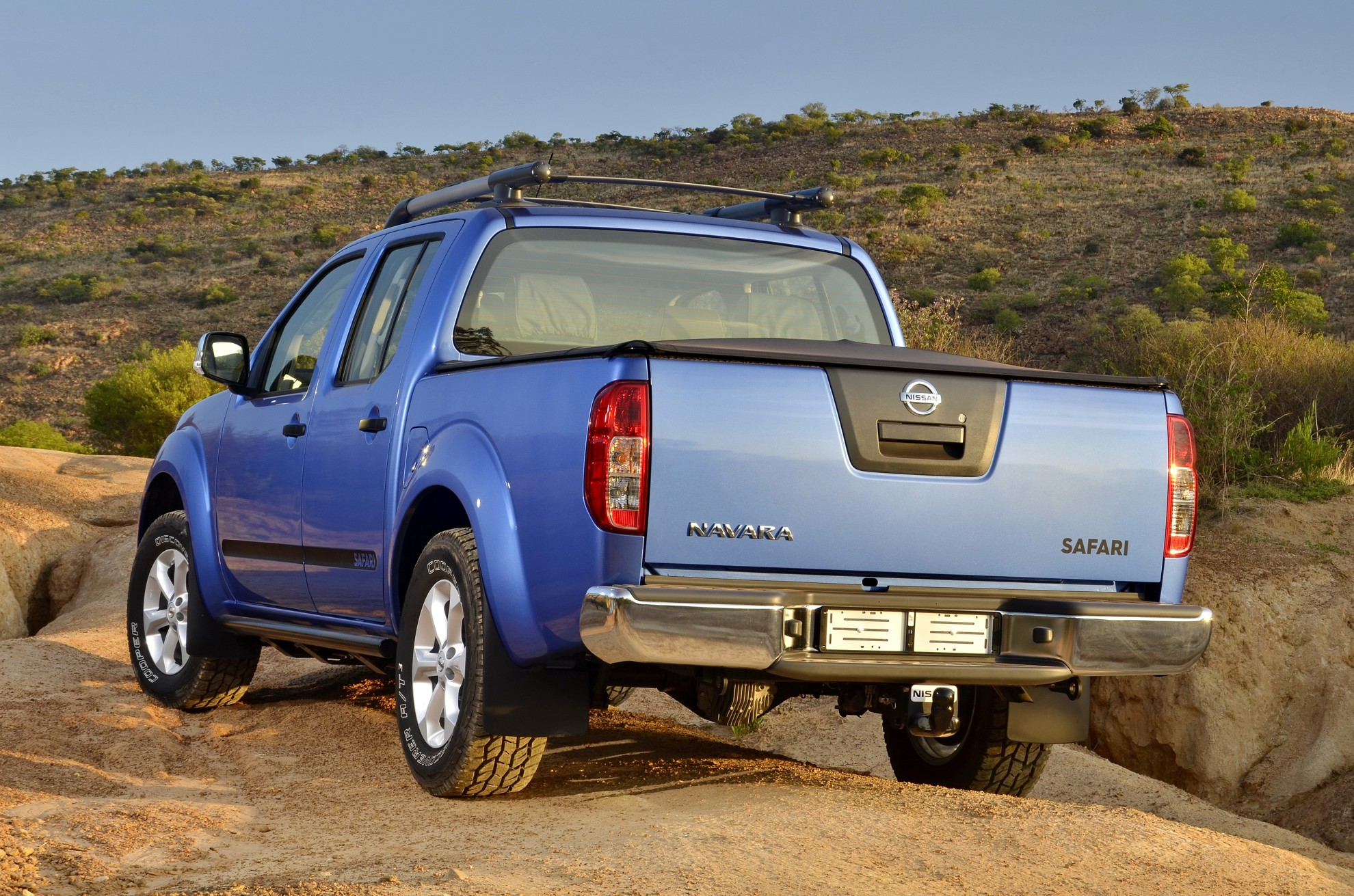Nissan Navara 2014
