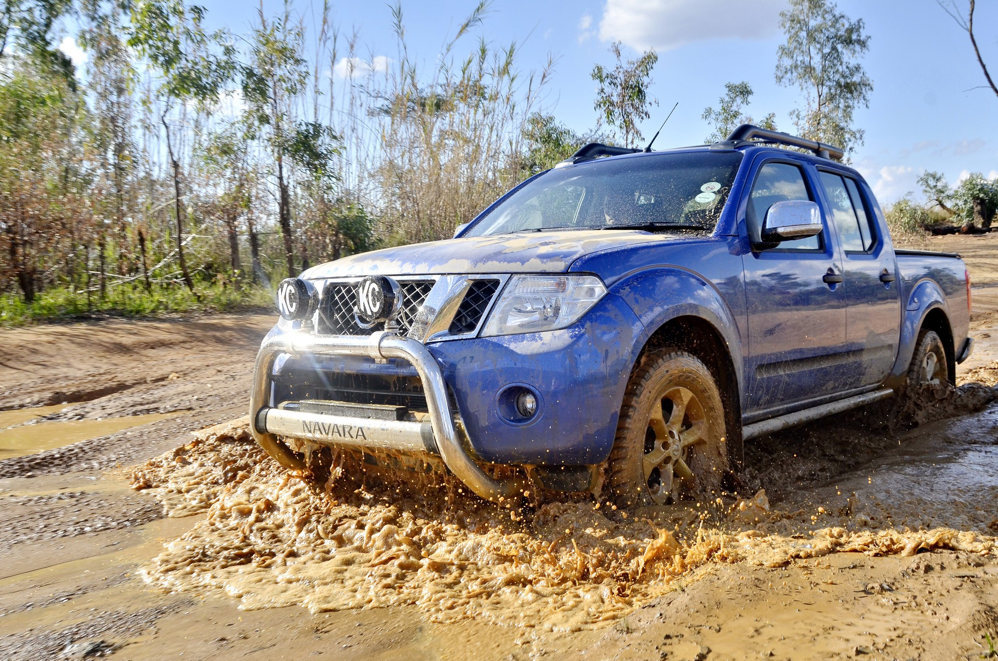 Nissan Safari Offroad