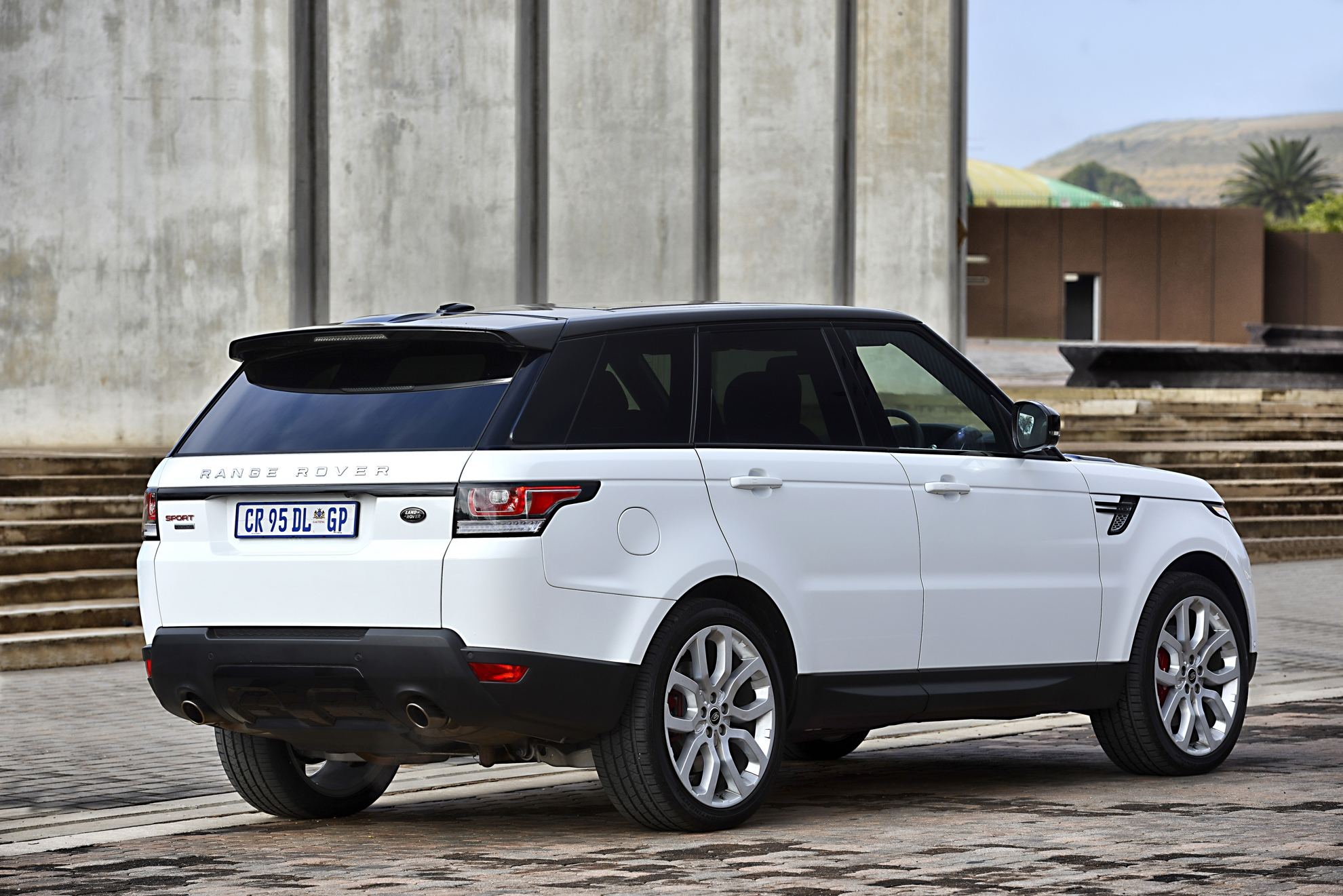Range Rover South Africa