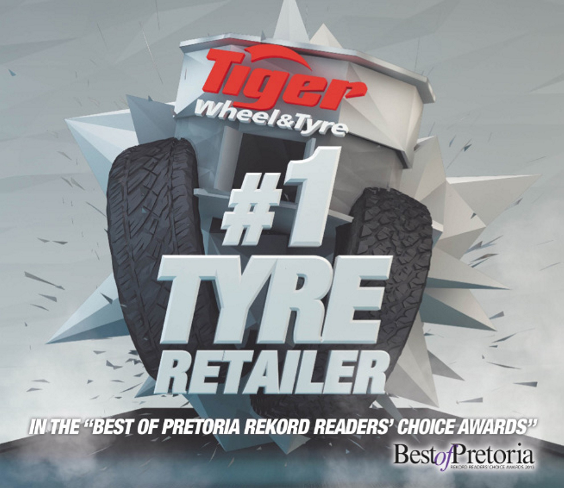 Tiger Wheel Tyre