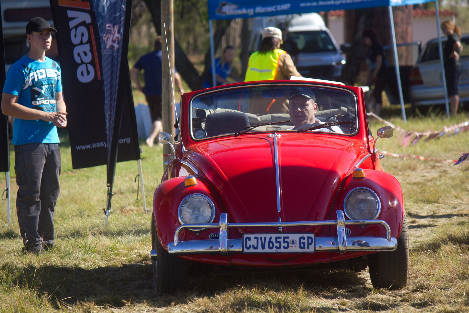 Volkswagen South Africa World Record Logo Attempt