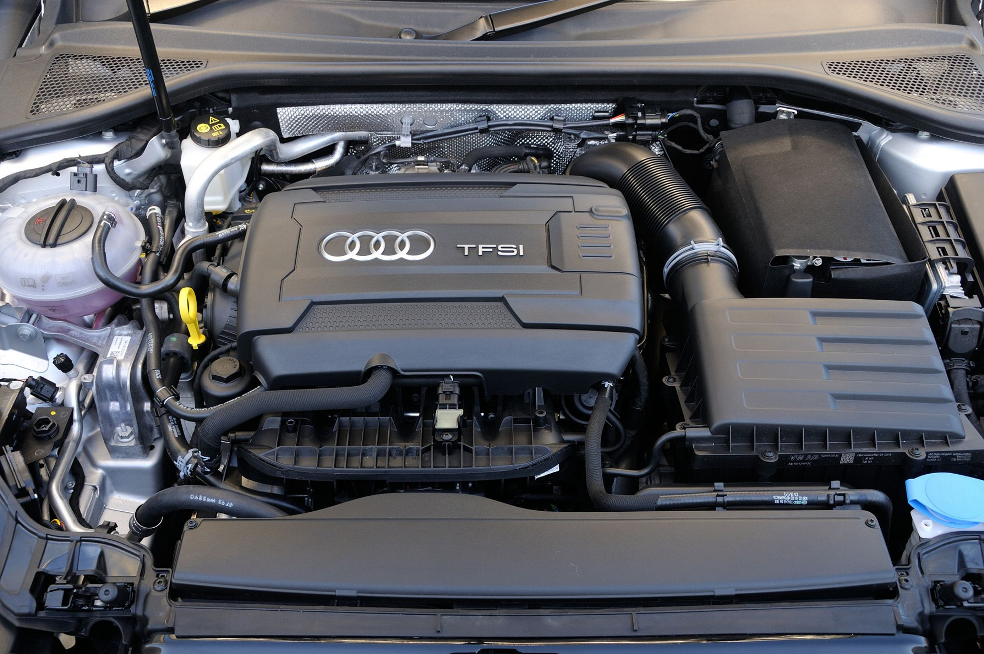 Diesel Engine Start Stop System : The audi a sedan