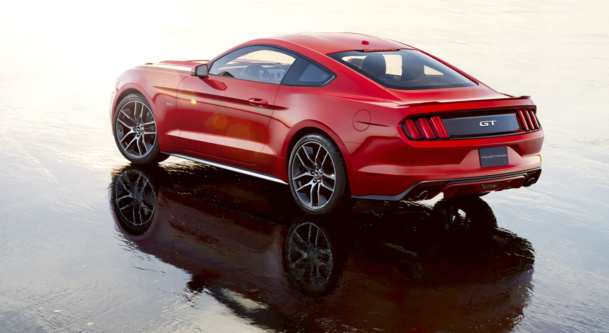 Ford Mustang South Africa