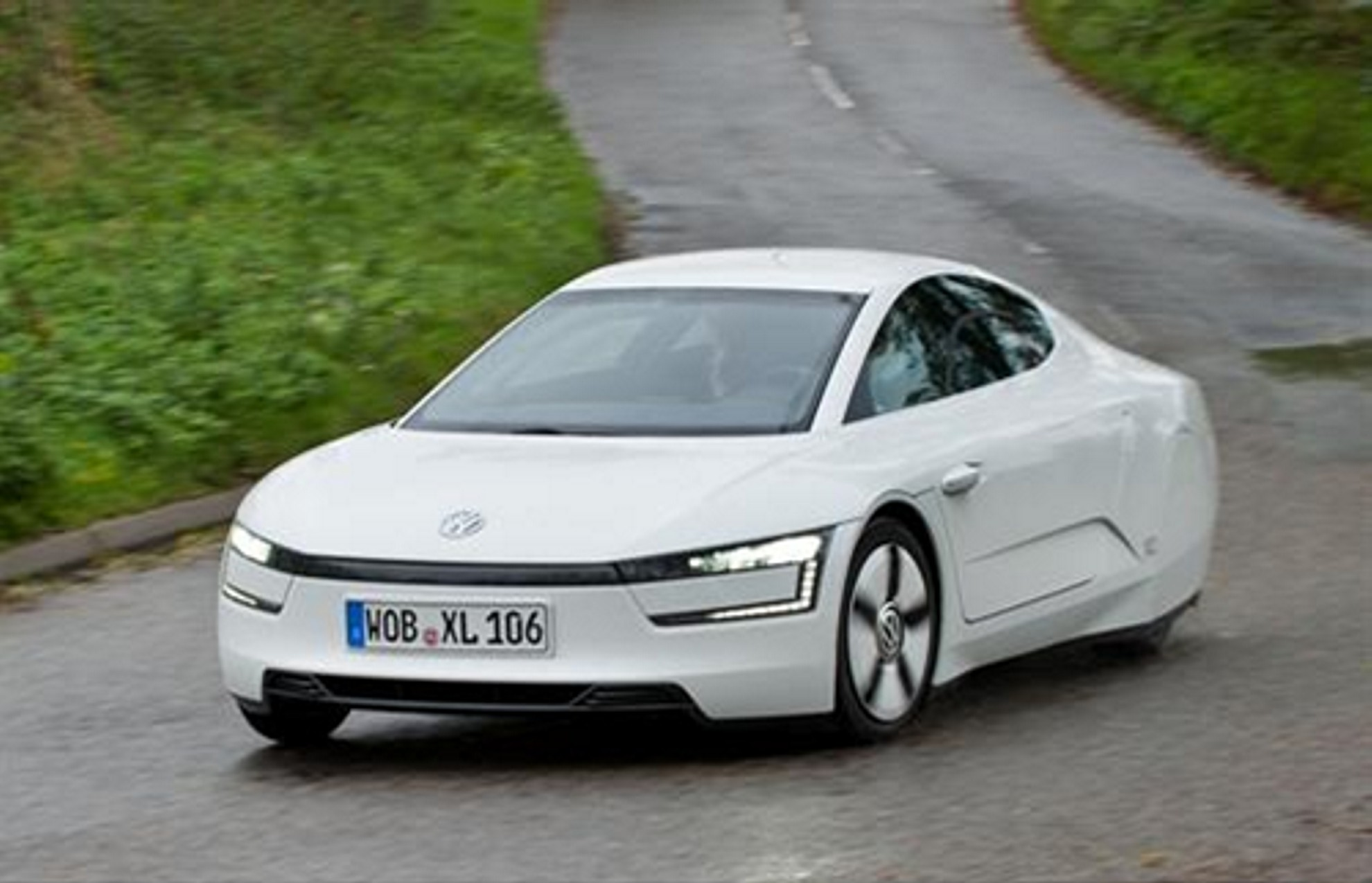 volkswagen xl1 claims bbc topgear magazine innovation award. Black Bedroom Furniture Sets. Home Design Ideas