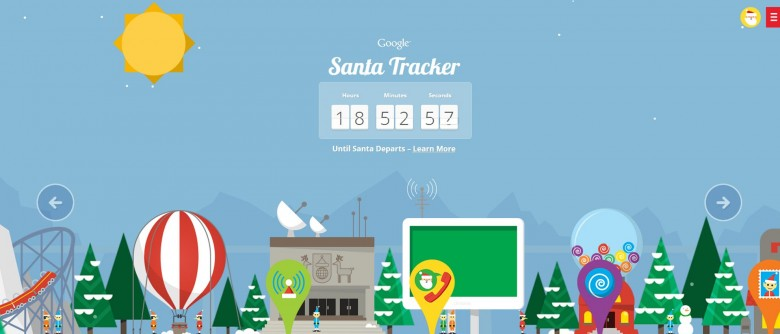 where-is-santa-now