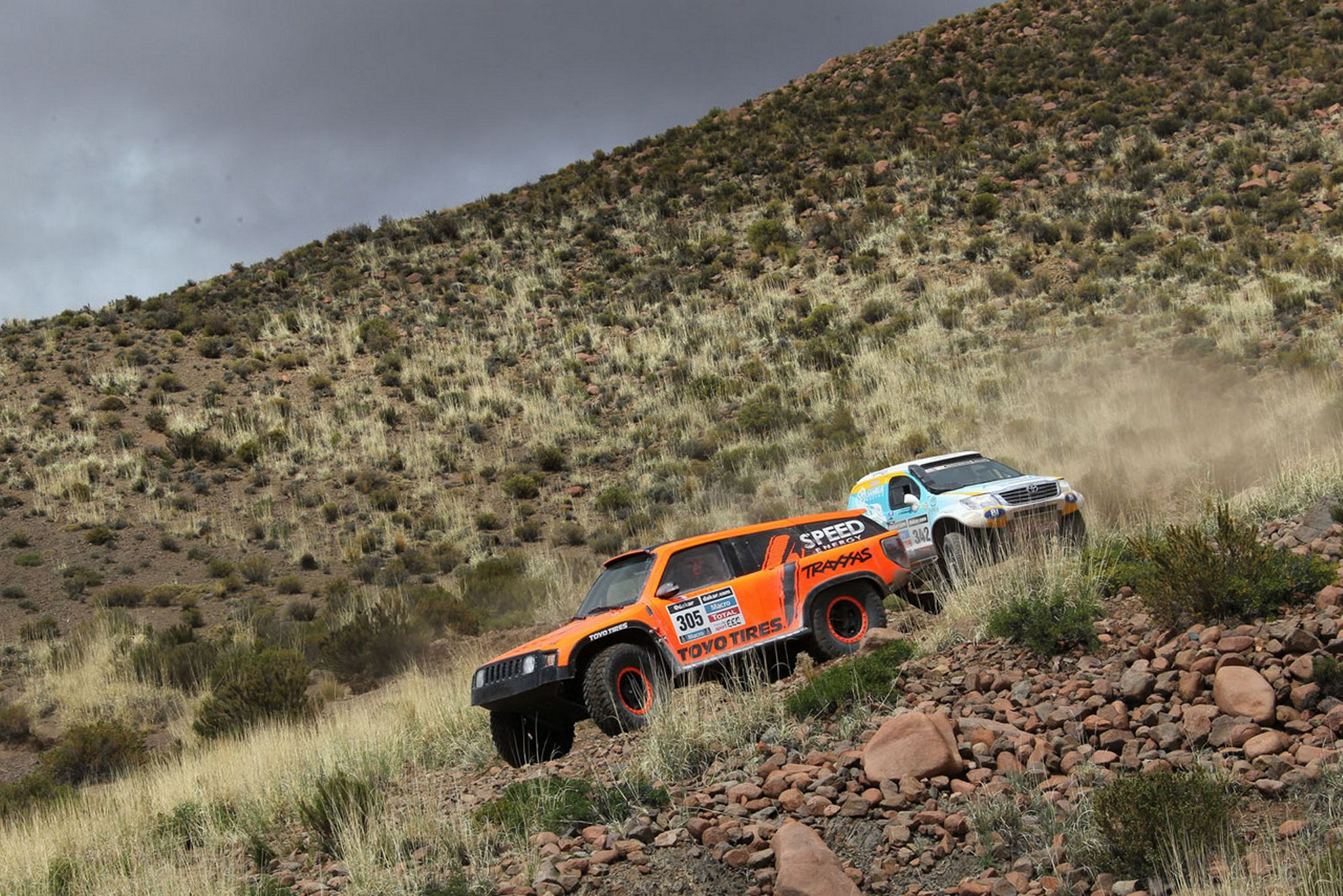 2014 Dakar Rally USA
