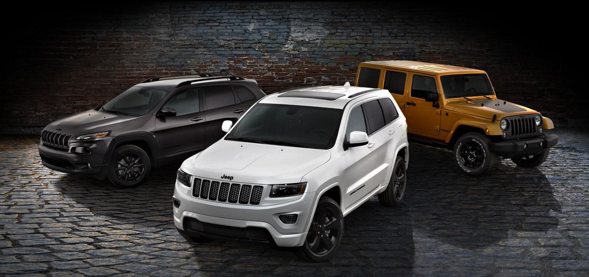 Jeep Altitude Models 2014