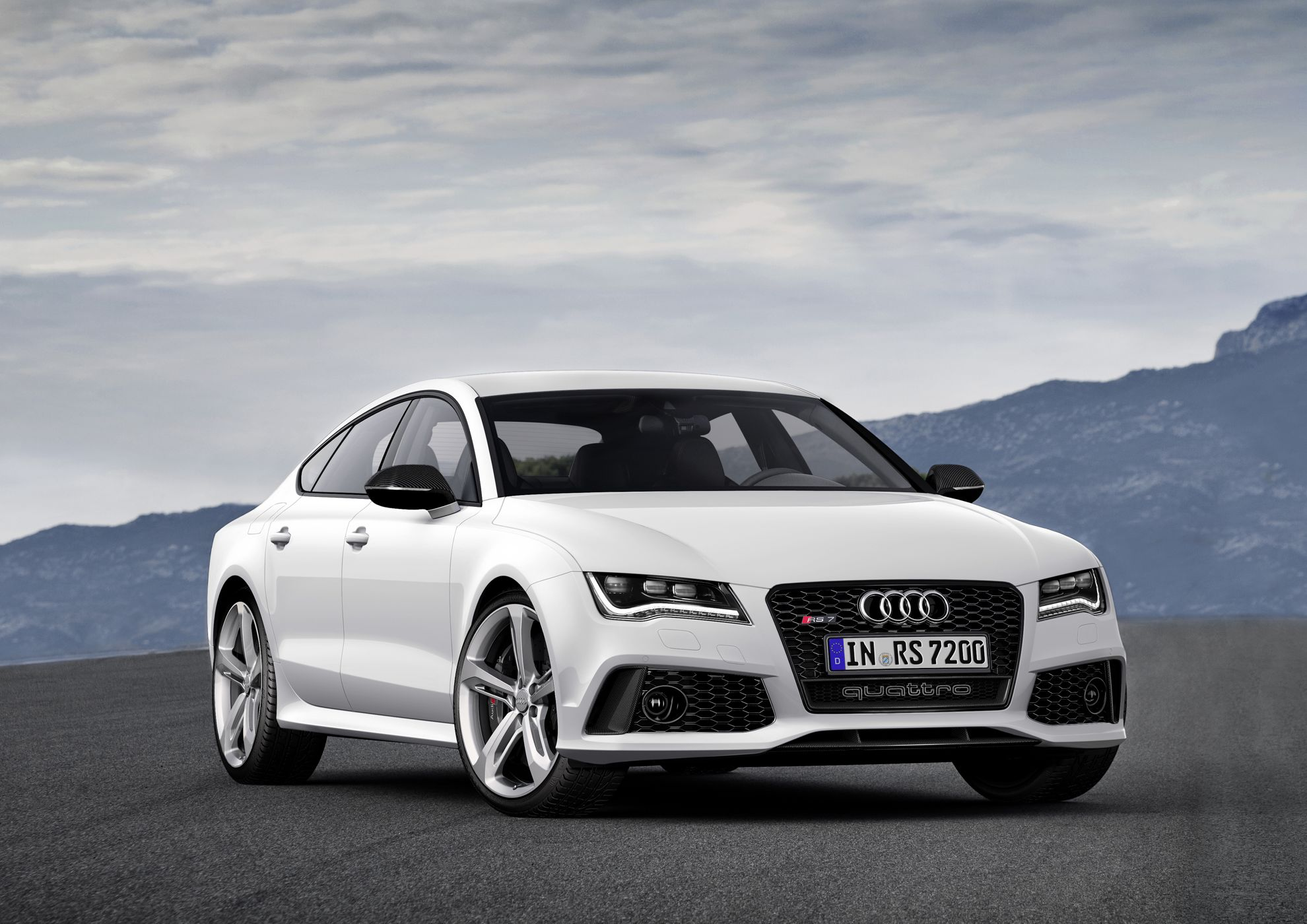 audi south africa extends its rs range with two new models
