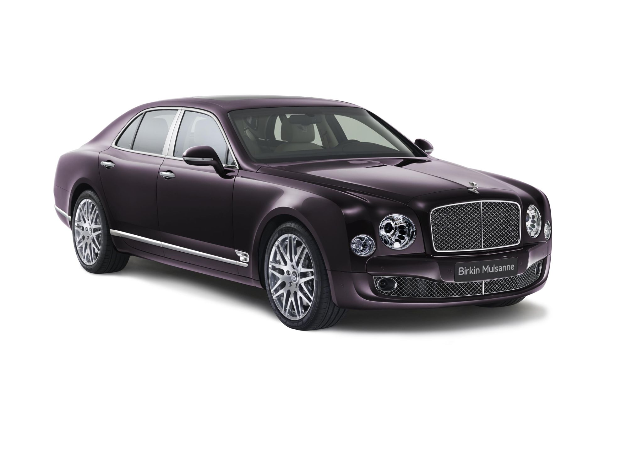 Bentley unveils limited edition birkin mulsanne for Bentley motors limited dream cars