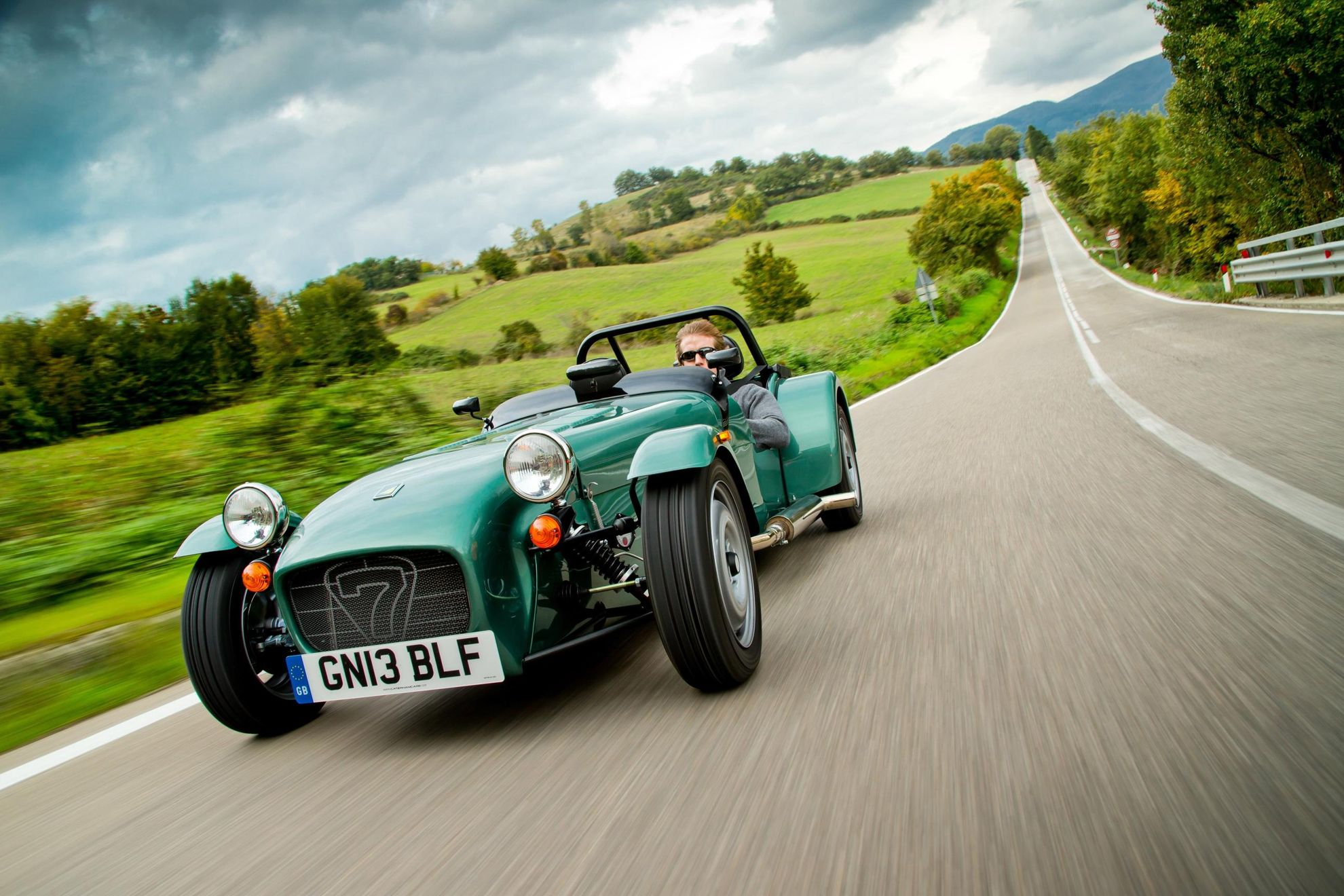 Caterham Cars Sales