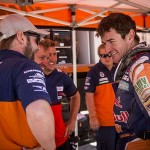 DAKAR 2014 – KTM Motorcycles Coma in the lead