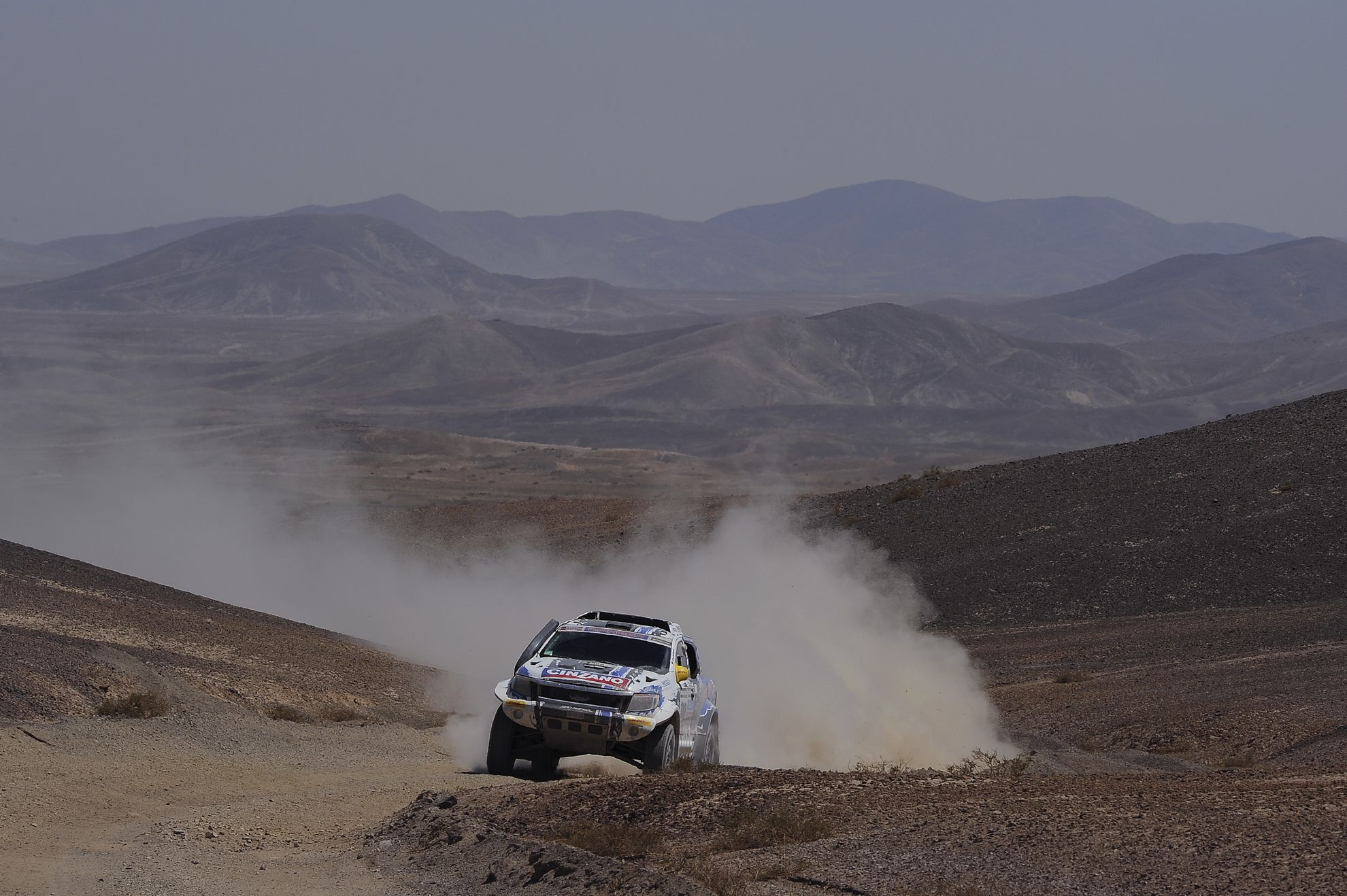 Dakar Rally Ford