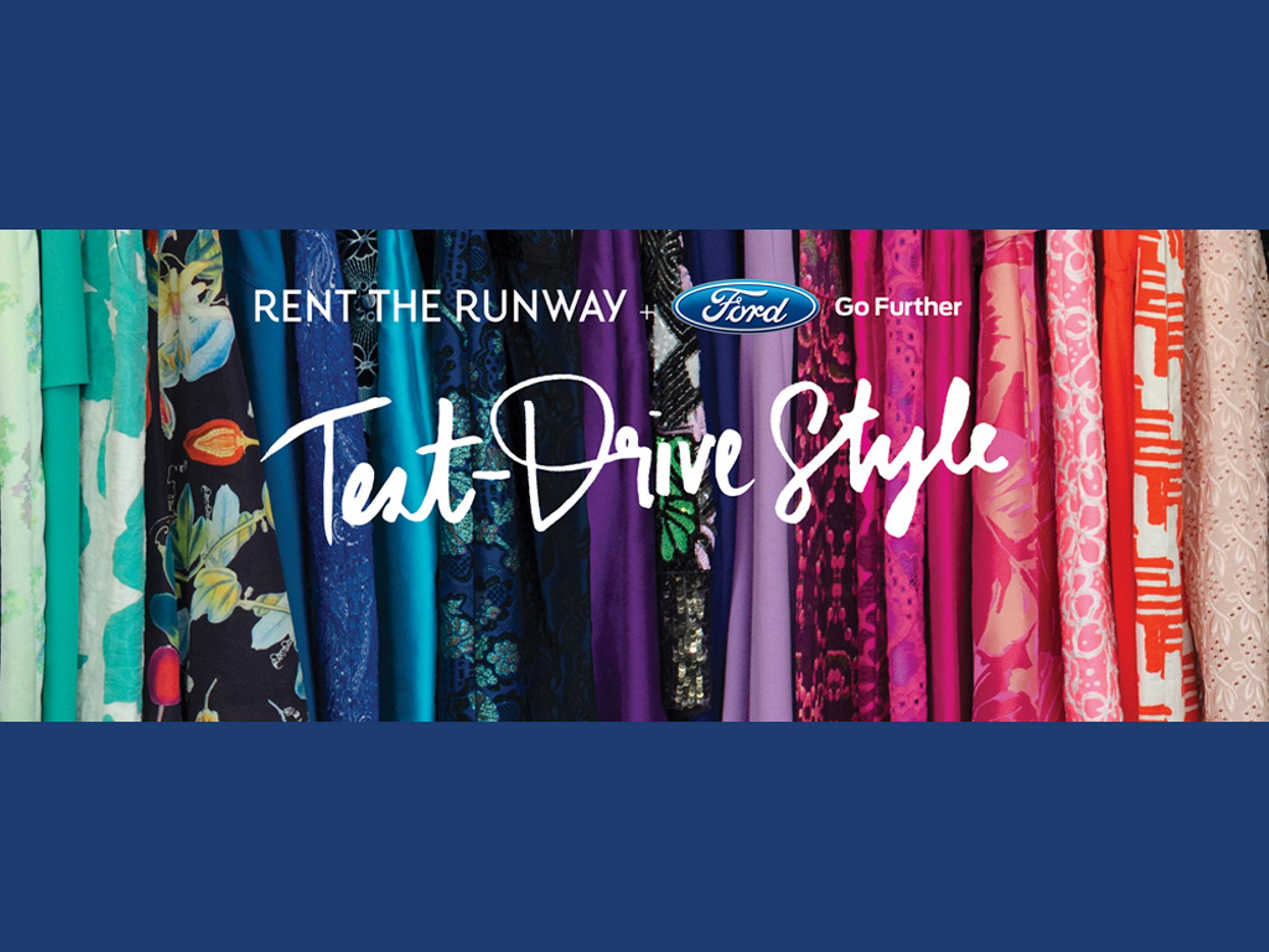 Ford Rent the Runway