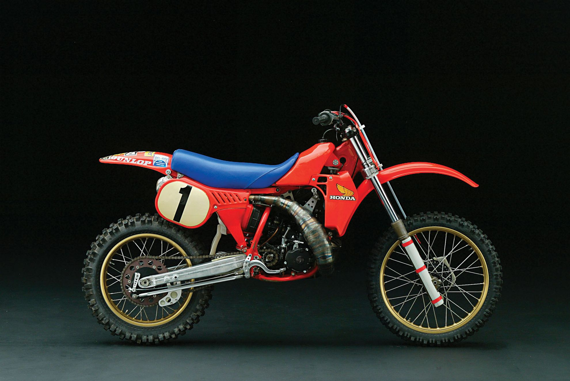 Honda Supercross Bike