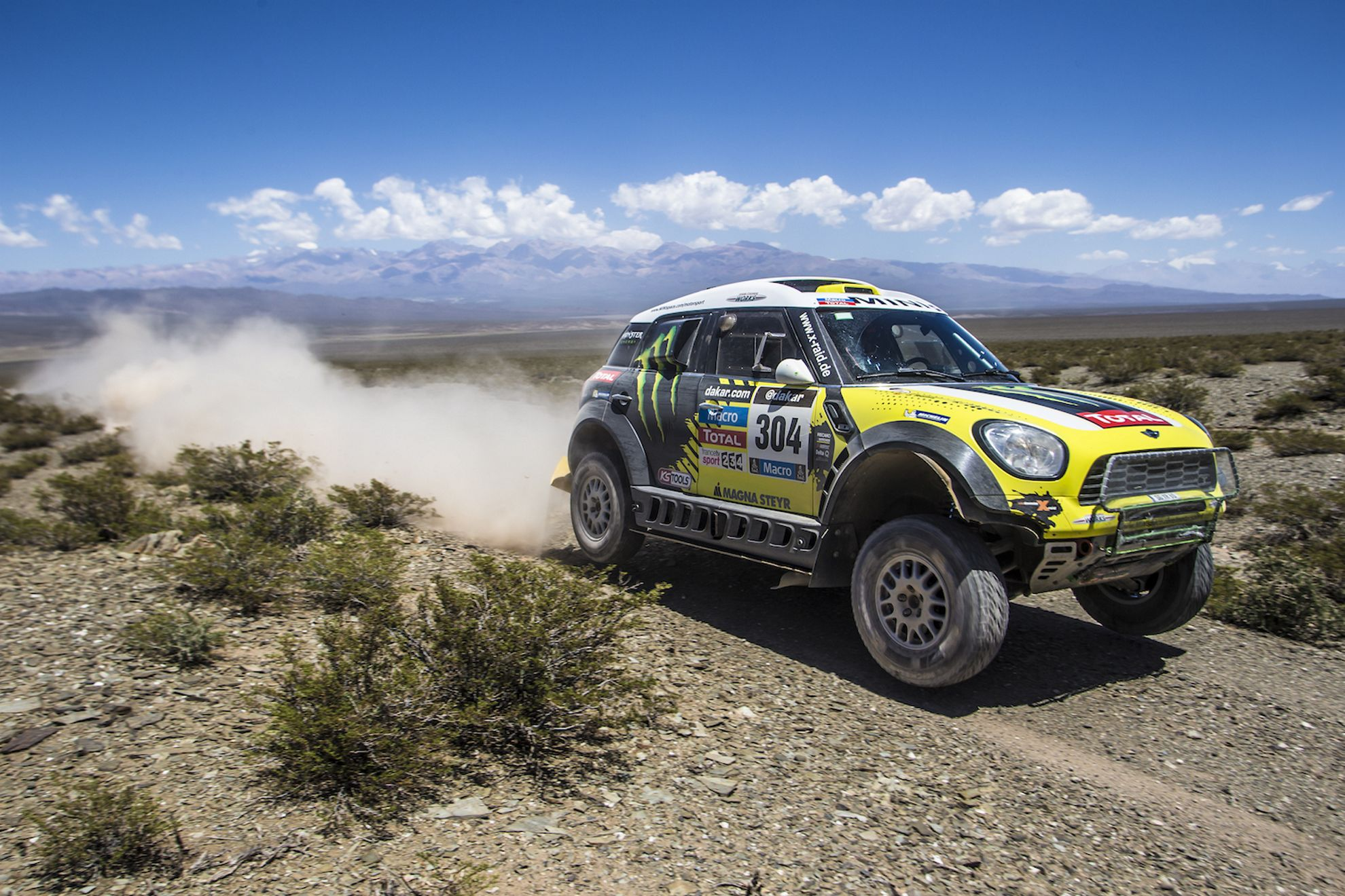 Joan Roma Wins Dakar 2014 Rally