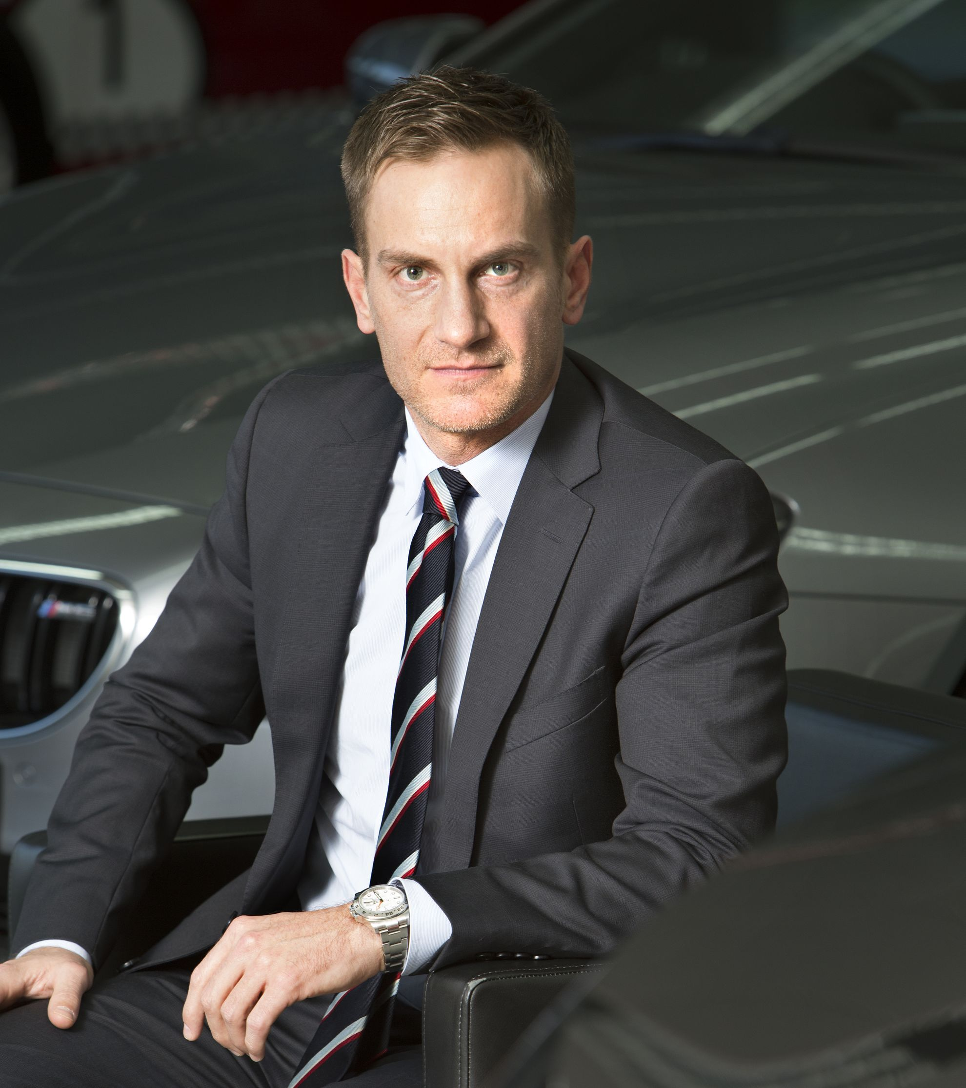 Marketing Director BMW UK