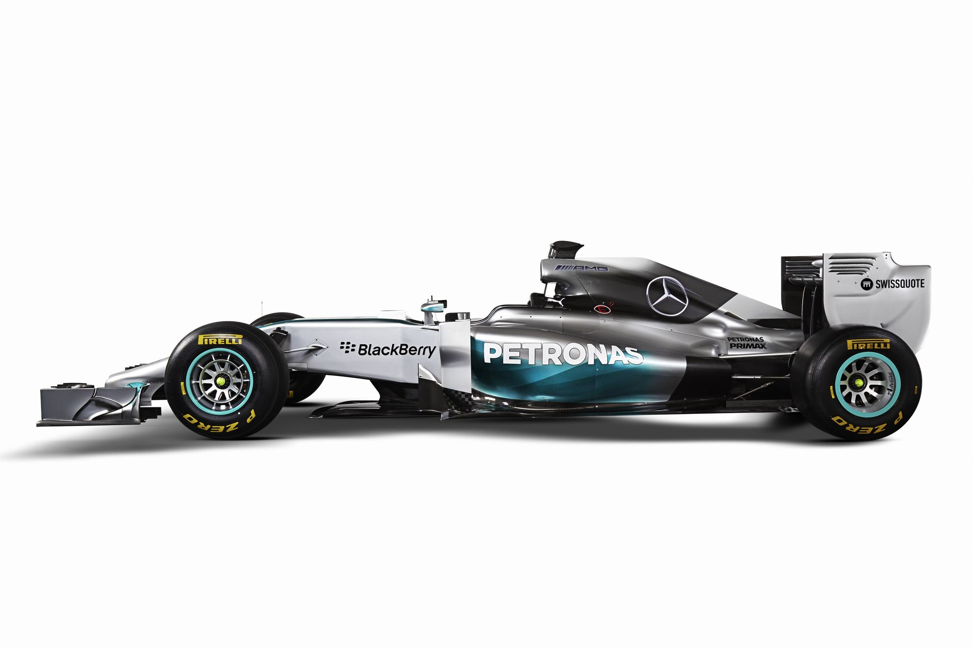 mercedes benz f1 race car