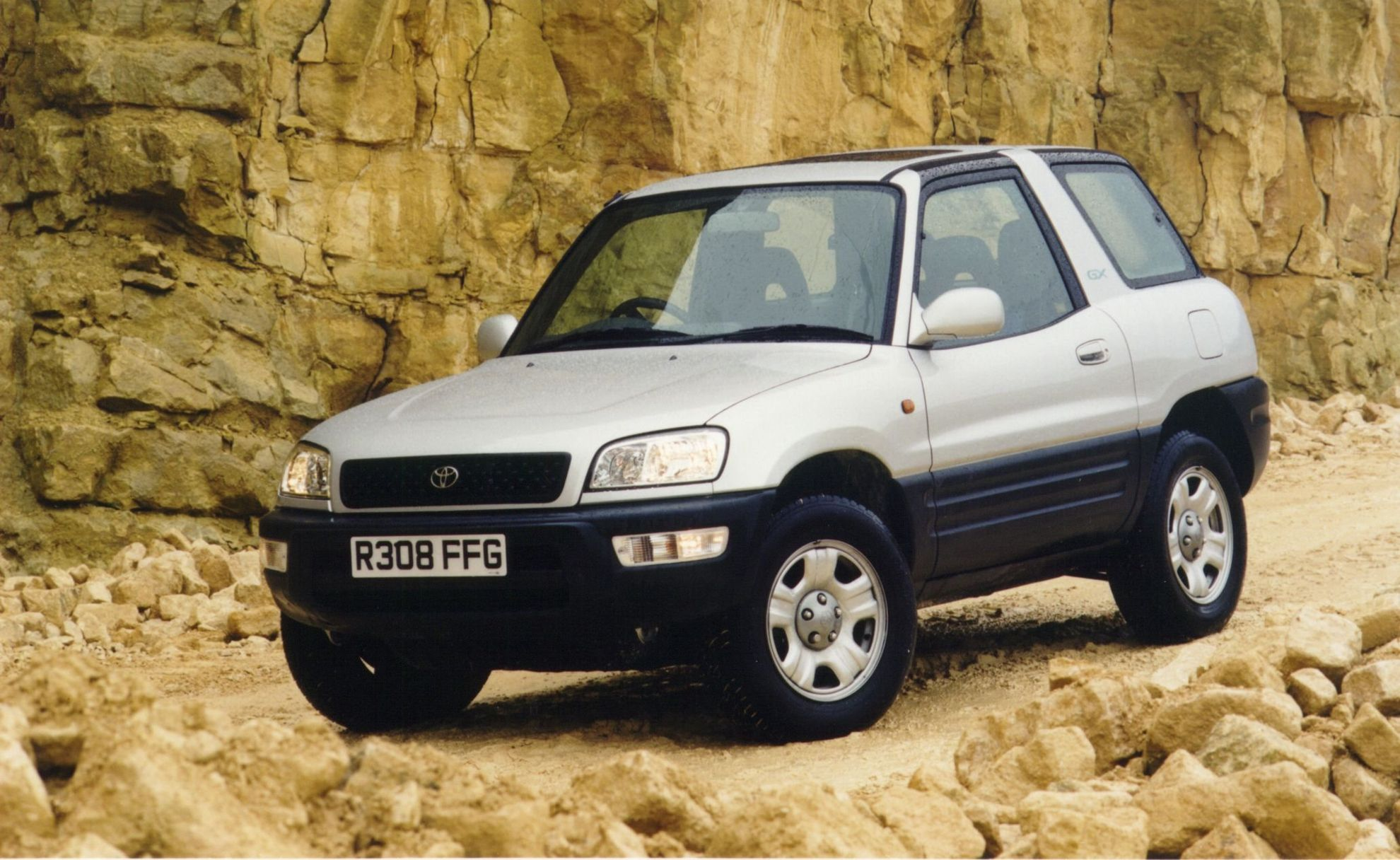 Toyota Rav4 Turns 20 Years