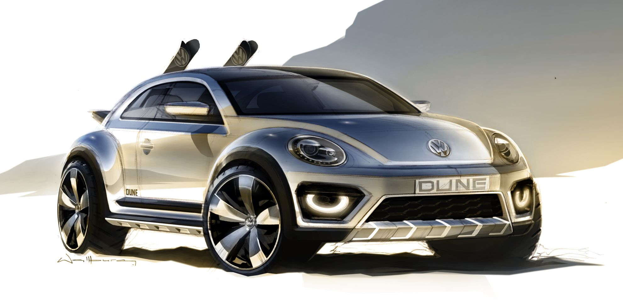 Further information on and images of the beetle dune concept will be