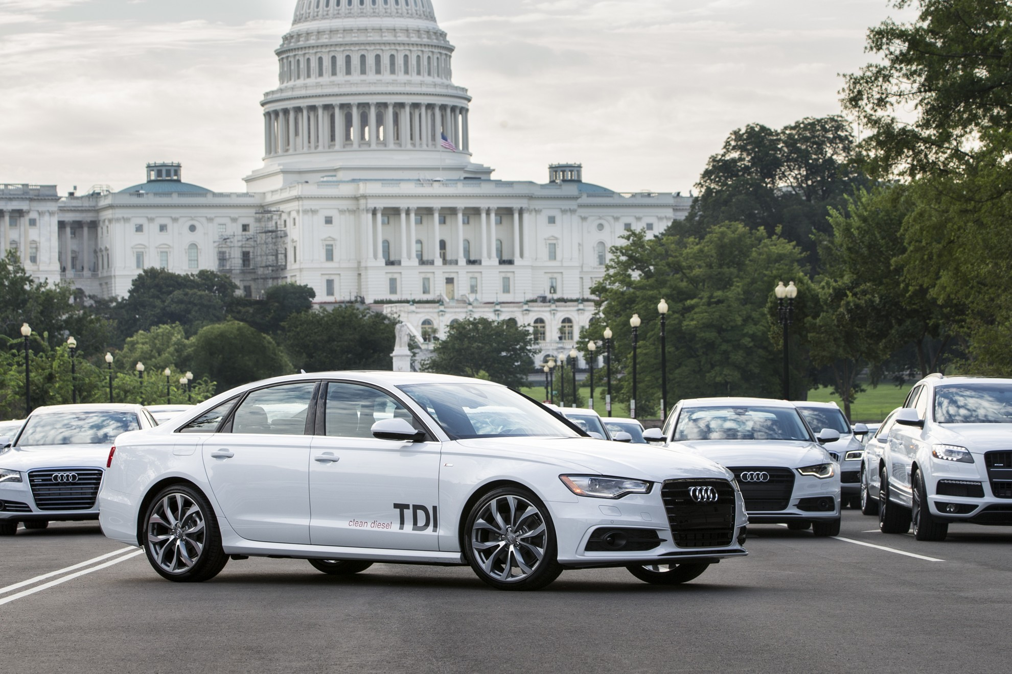 The 2017 Audi A6 Sedan And S6 Sport Received Highest Ratings Possible In U S Government Testing Achieving An Impressive 5 Star