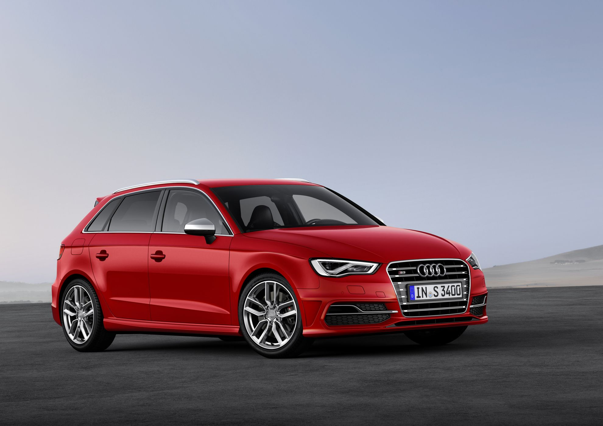 New Audi S3 Sportback 2014 in South Africa