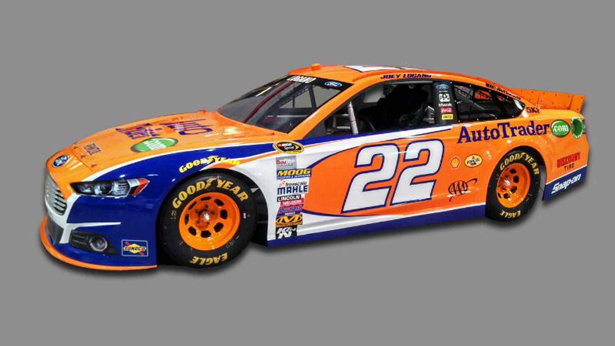 Autotrader Joins Team Penske As Sponsor Of No 22 Ford Team
