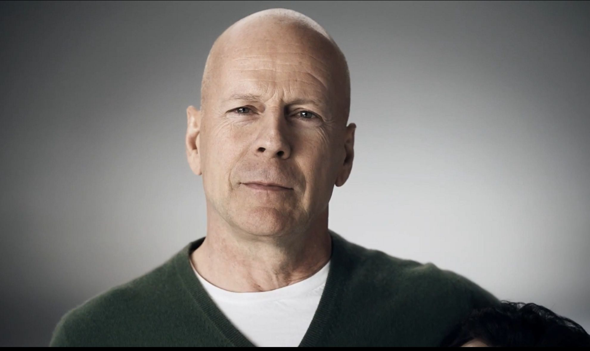 Bruce Willis in Honda Super Bowl Commercial 2014 Bruce Willis