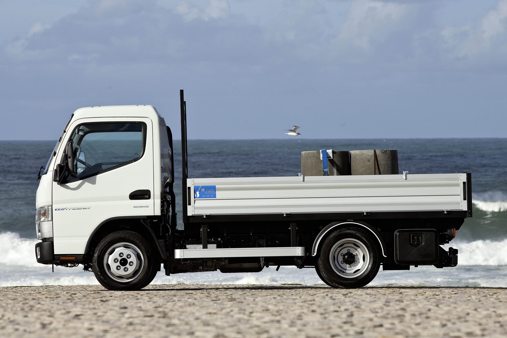 Fuso Canter 2014 Trucks Now With Ecofficiency