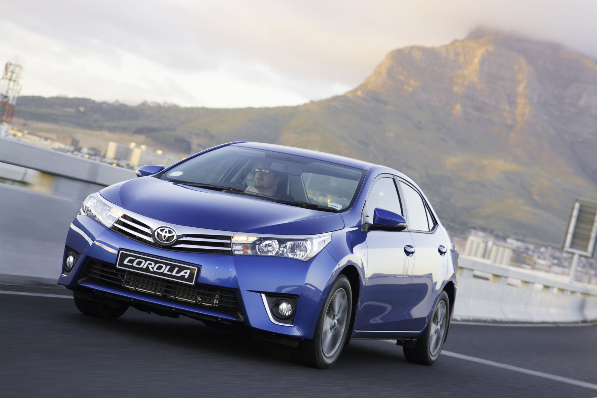 New Toyota Corolla 2014 Now In South Africa