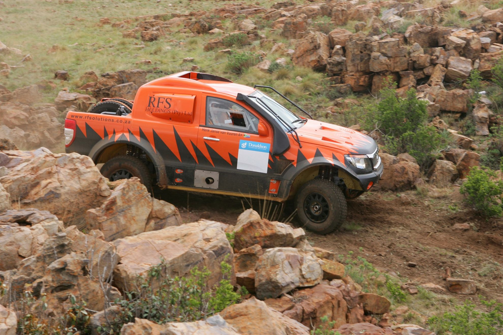 Donaldson_Cross_Country_Rally_Championship_South_Africa