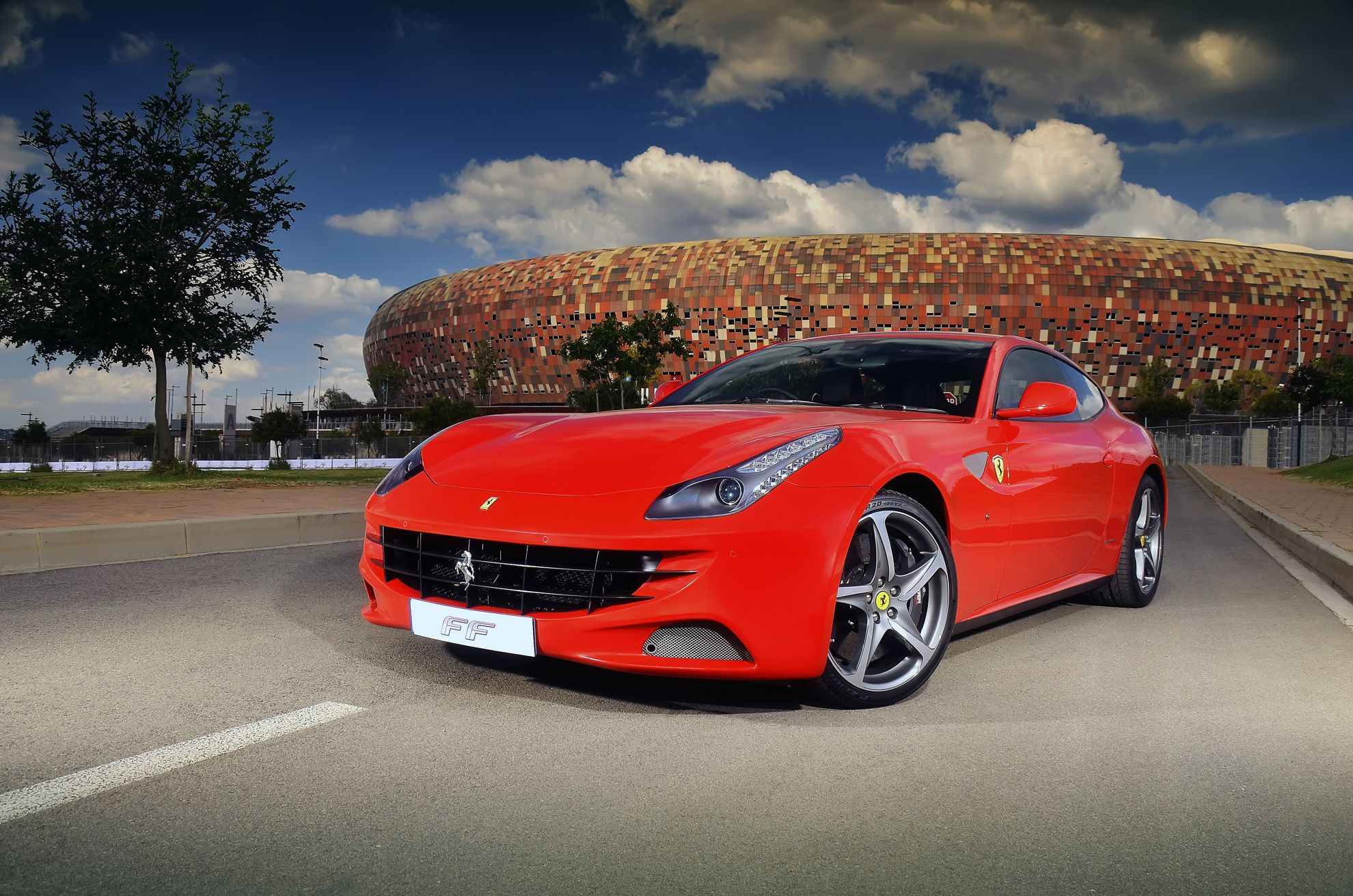 Ferrari Cars In South Africa Are Hot Viglietti Motors