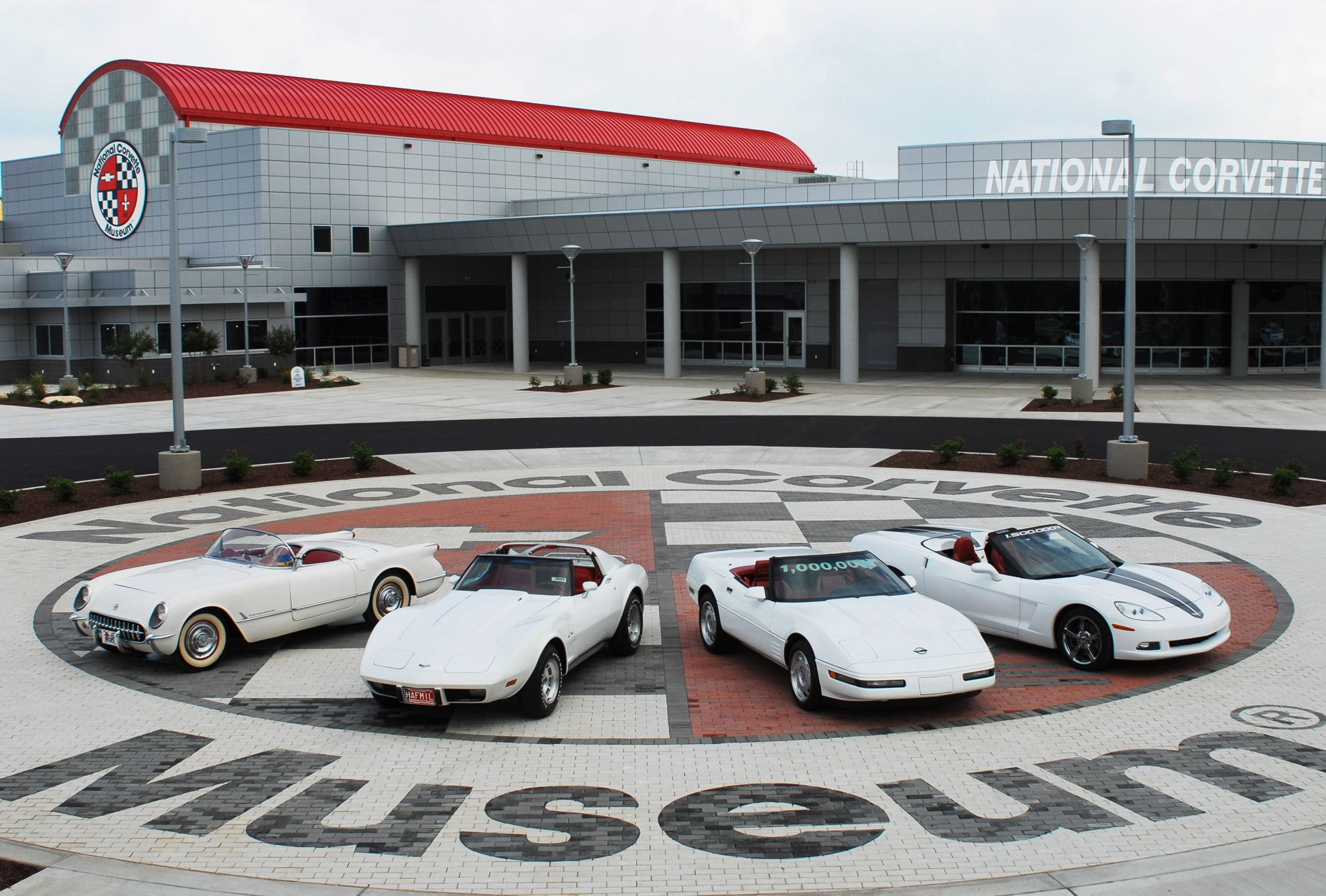 Historic-Corvettes