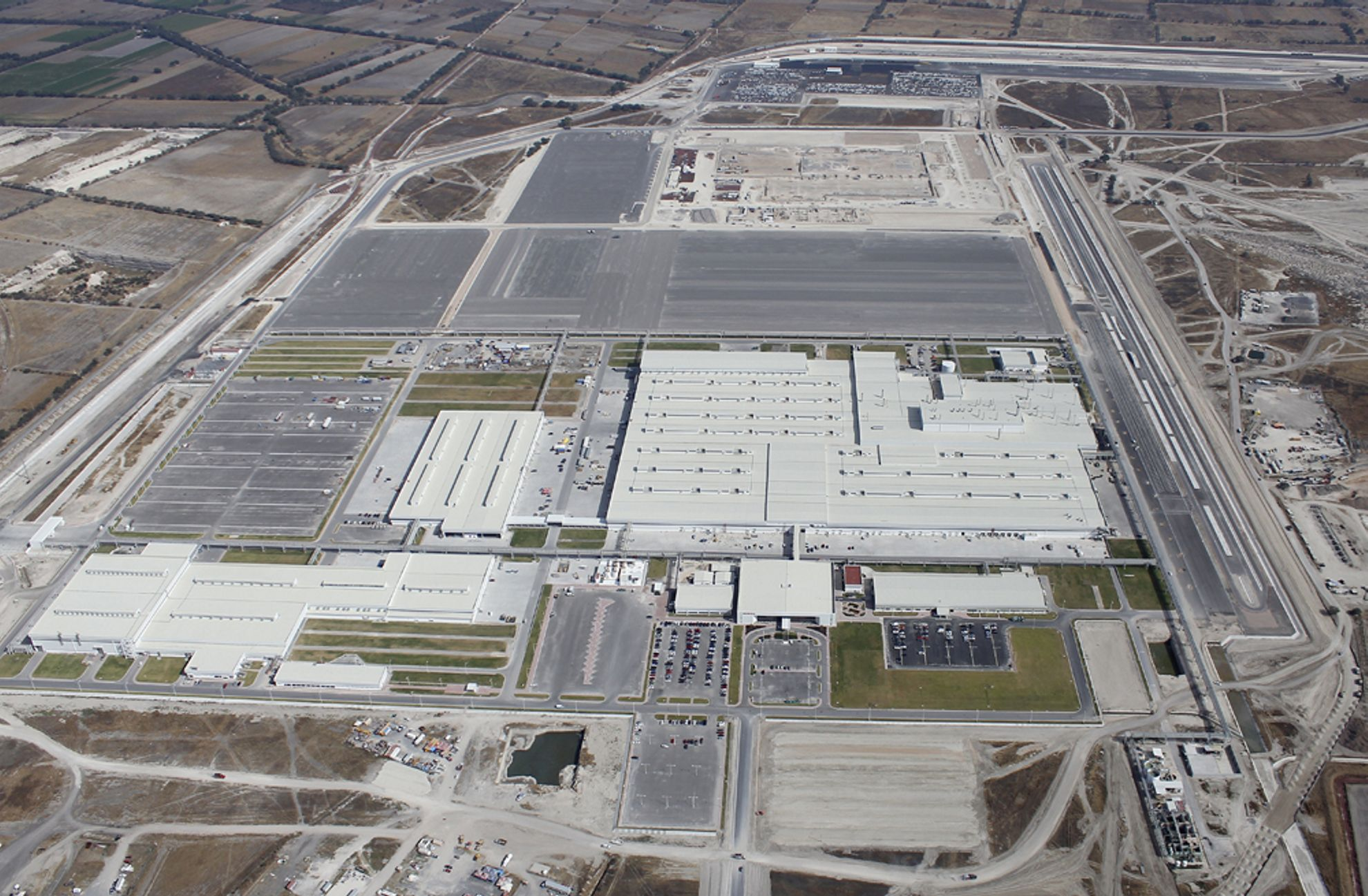 Honda-Mexico-Manufacturing-Plant