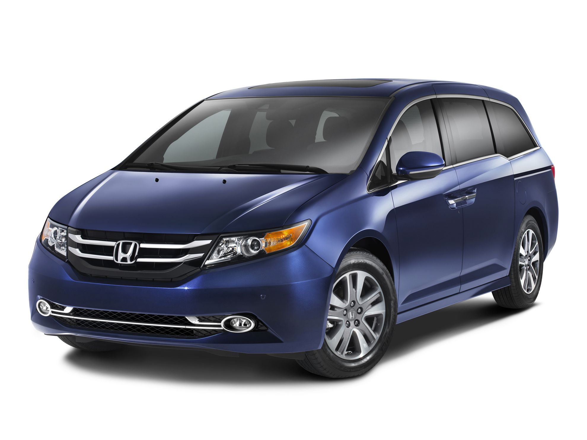 TORRANCE Calif Feb 11 2014 Americas Most Popular Minivan1 The Honda Odyssey Has Received A 5 Star Overall Vehicle Score Top