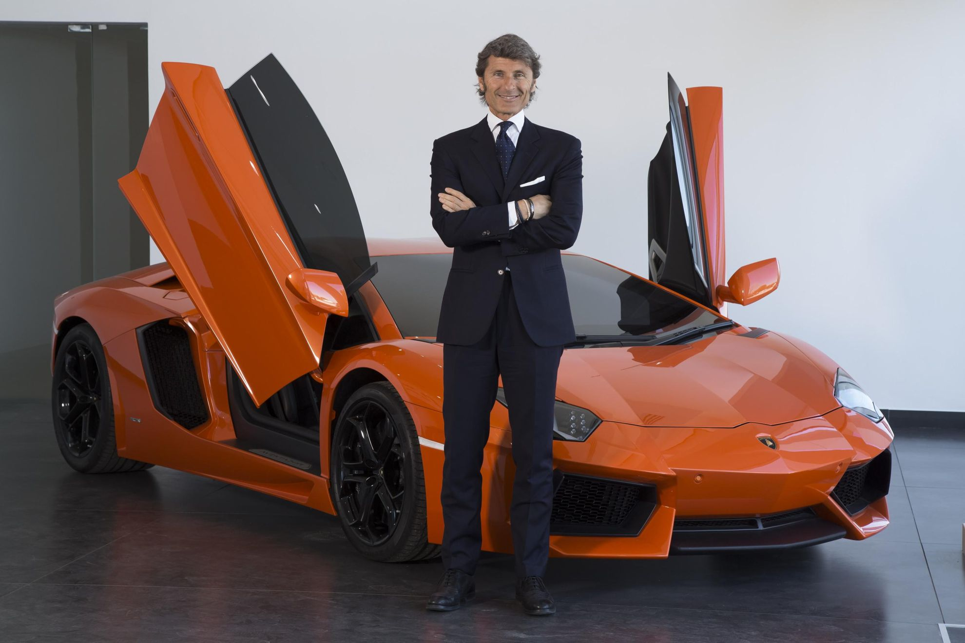 Looking For A Job At Lamborghini Italy