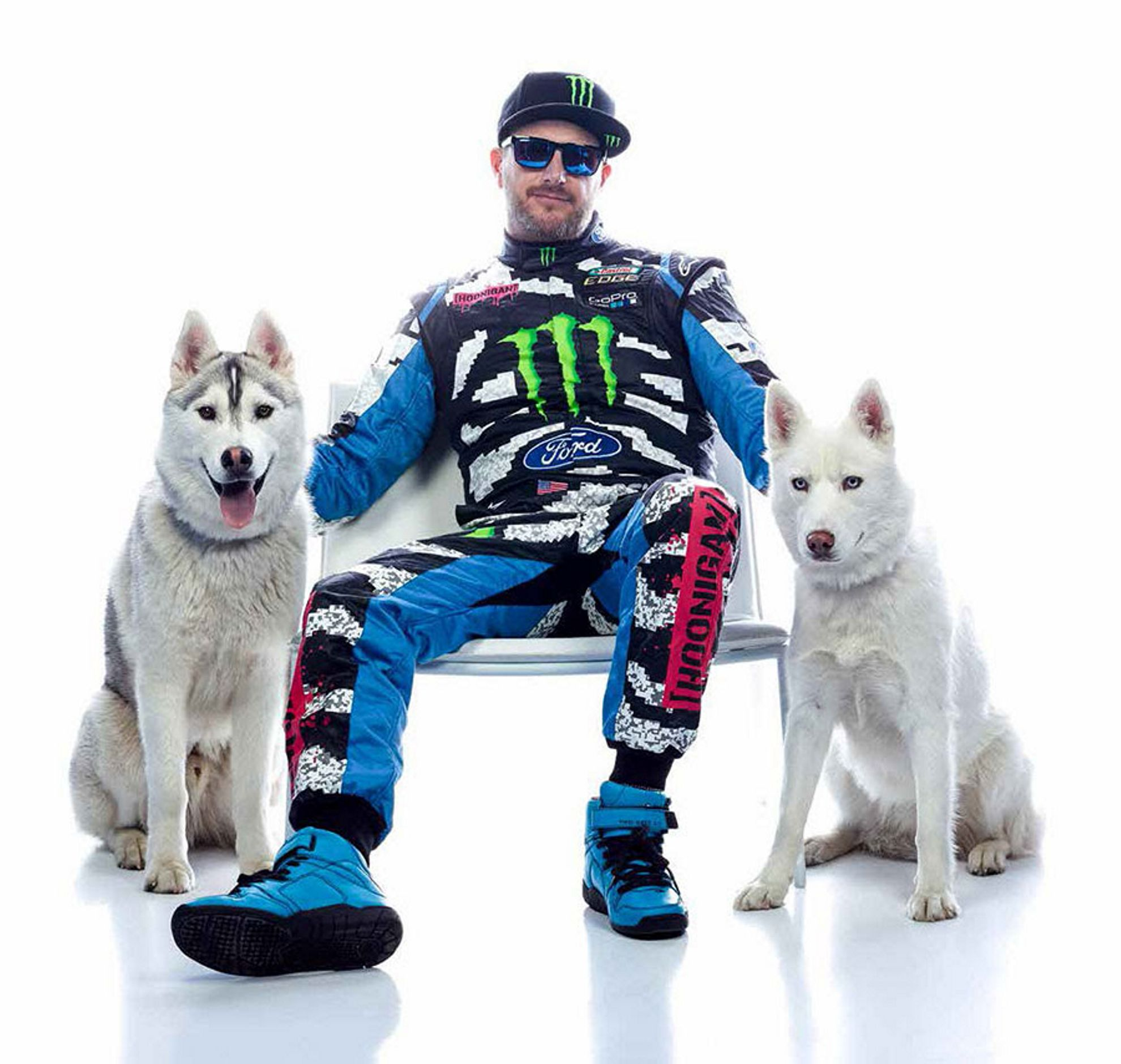 Ken Block Set To Dominate 2014 With Epic Race Schedule And