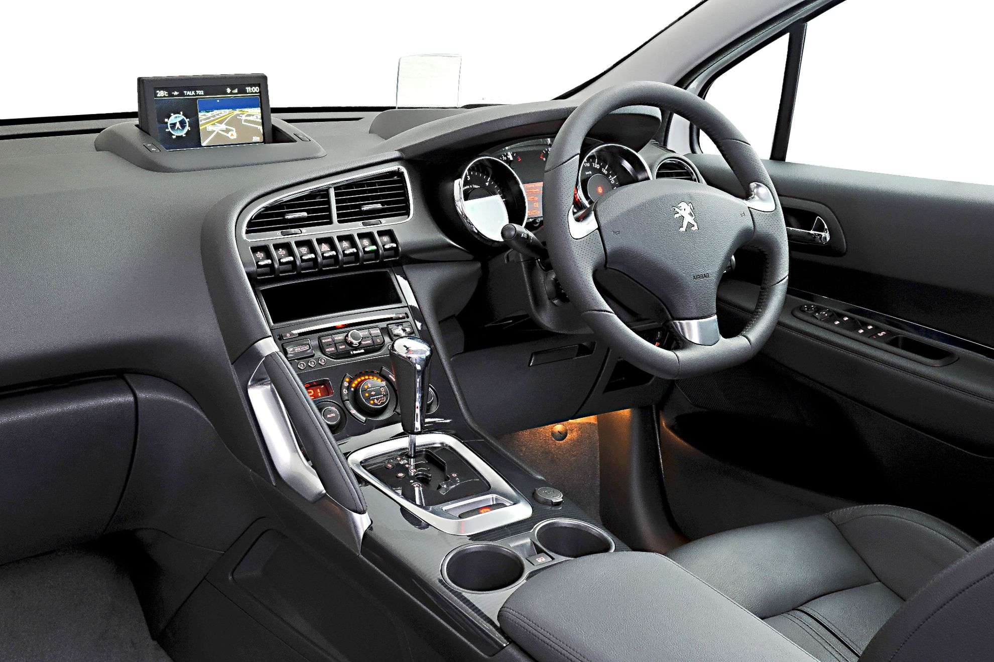 Image gallery peugeot 3008 interior