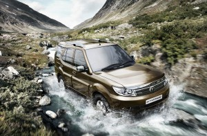 Tata-Safari 2014