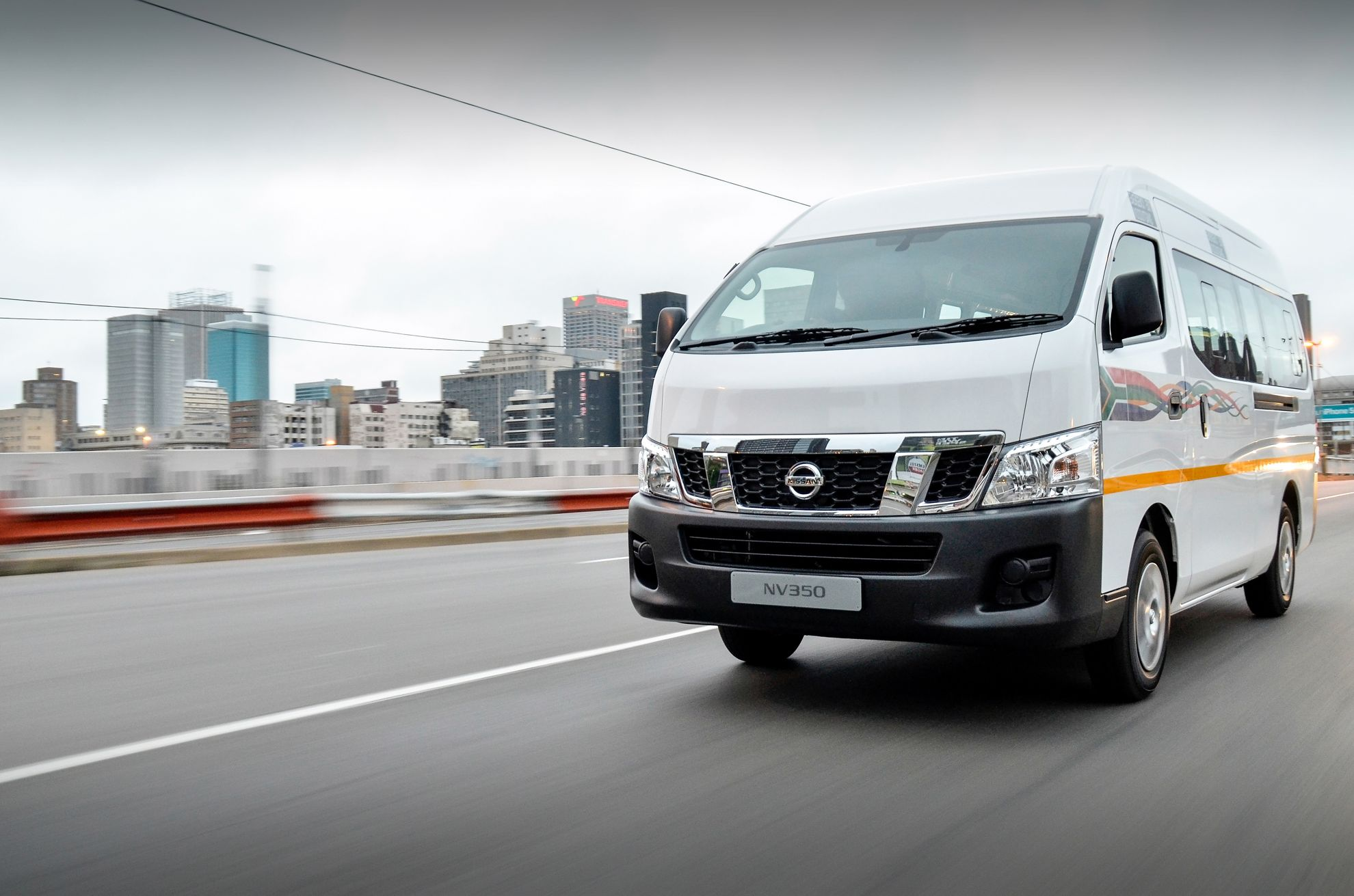 Nissan Taxi Back In South Africa
