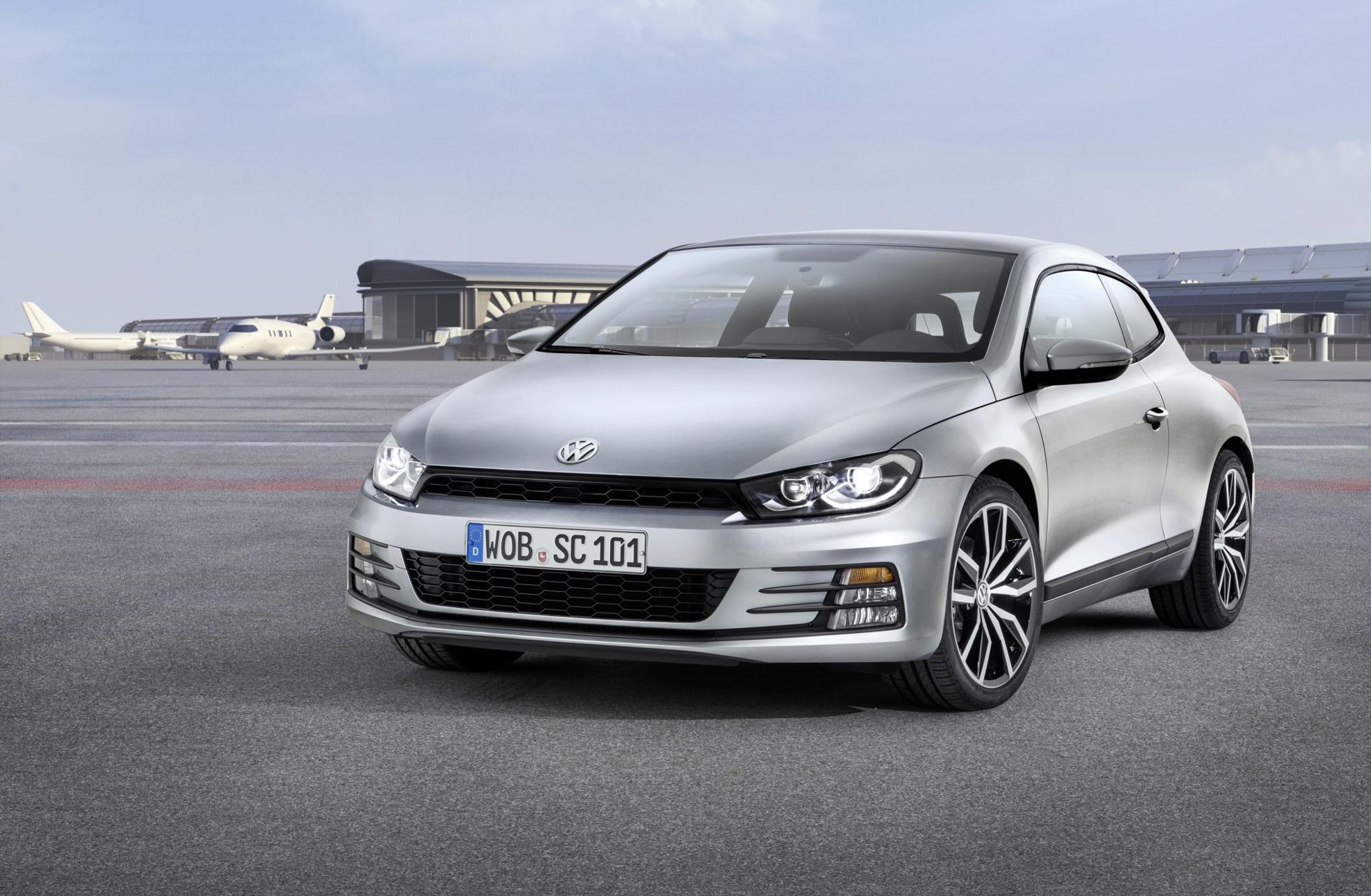 volkswagen scirocco geneva motor show 2014. Black Bedroom Furniture Sets. Home Design Ideas
