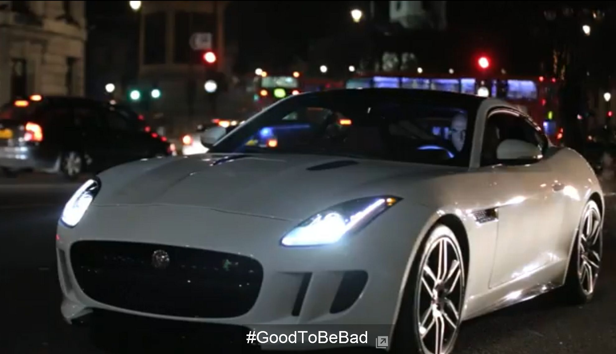 ... The Jaguar R Performance Line Up U2013 And Exemplified In A New British  Villain. Also Known As The F TYPE R Coupe.u201d U2013 Jaguar Super Bowl 2014  Commercial