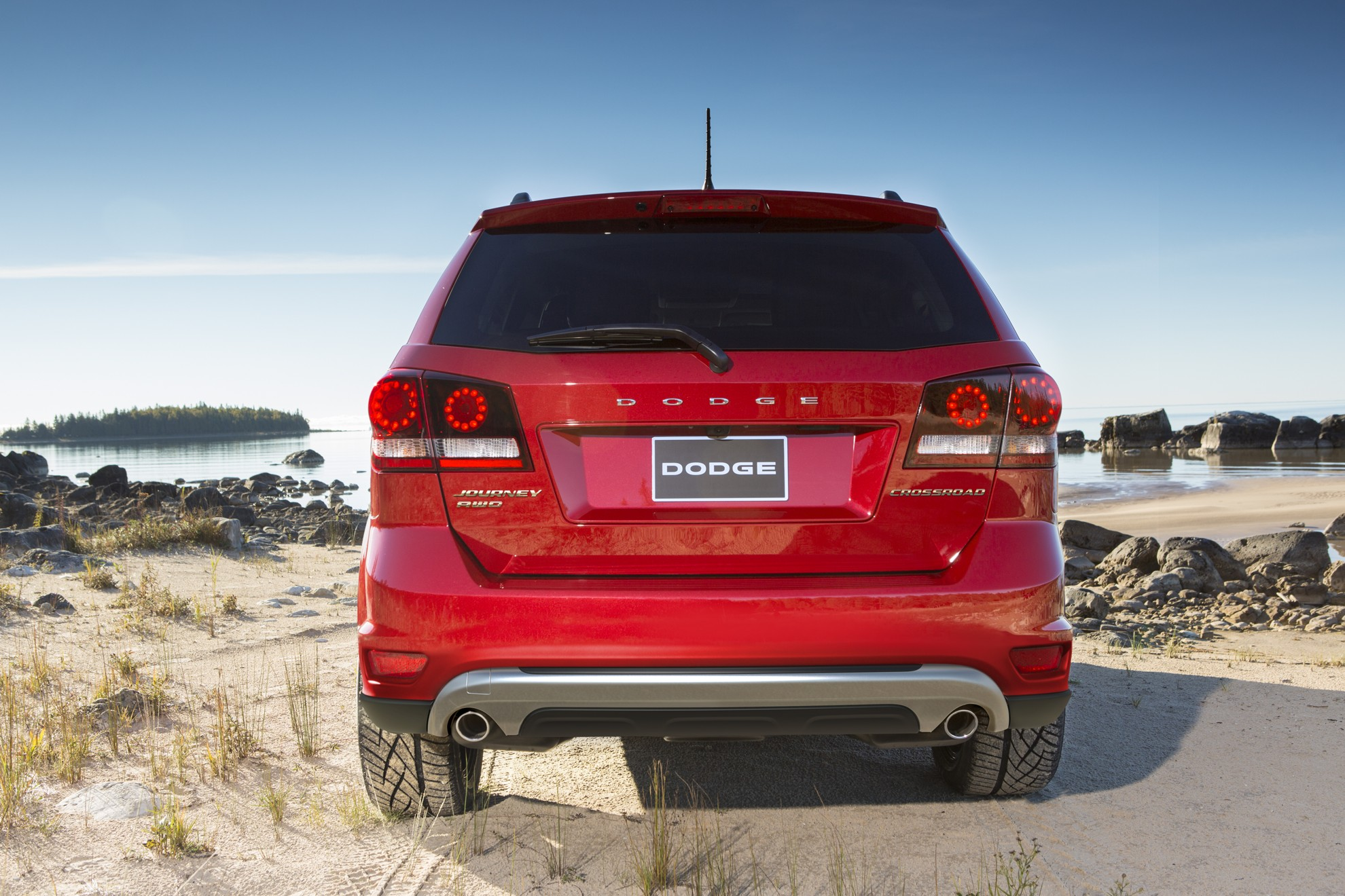 2014_Dodge_Journey_SE_V-6_AWD