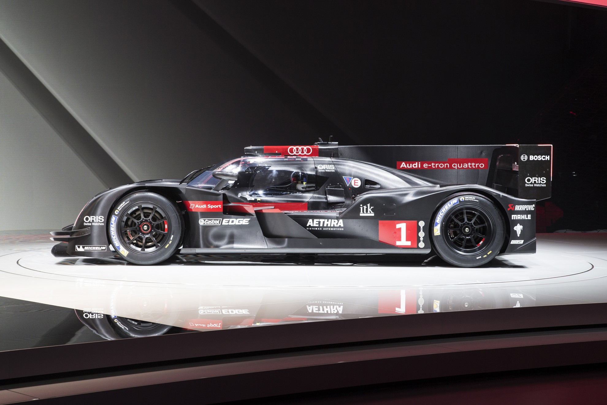 audi sport in 2014 again relies on strong partners in the fia wec. Black Bedroom Furniture Sets. Home Design Ideas